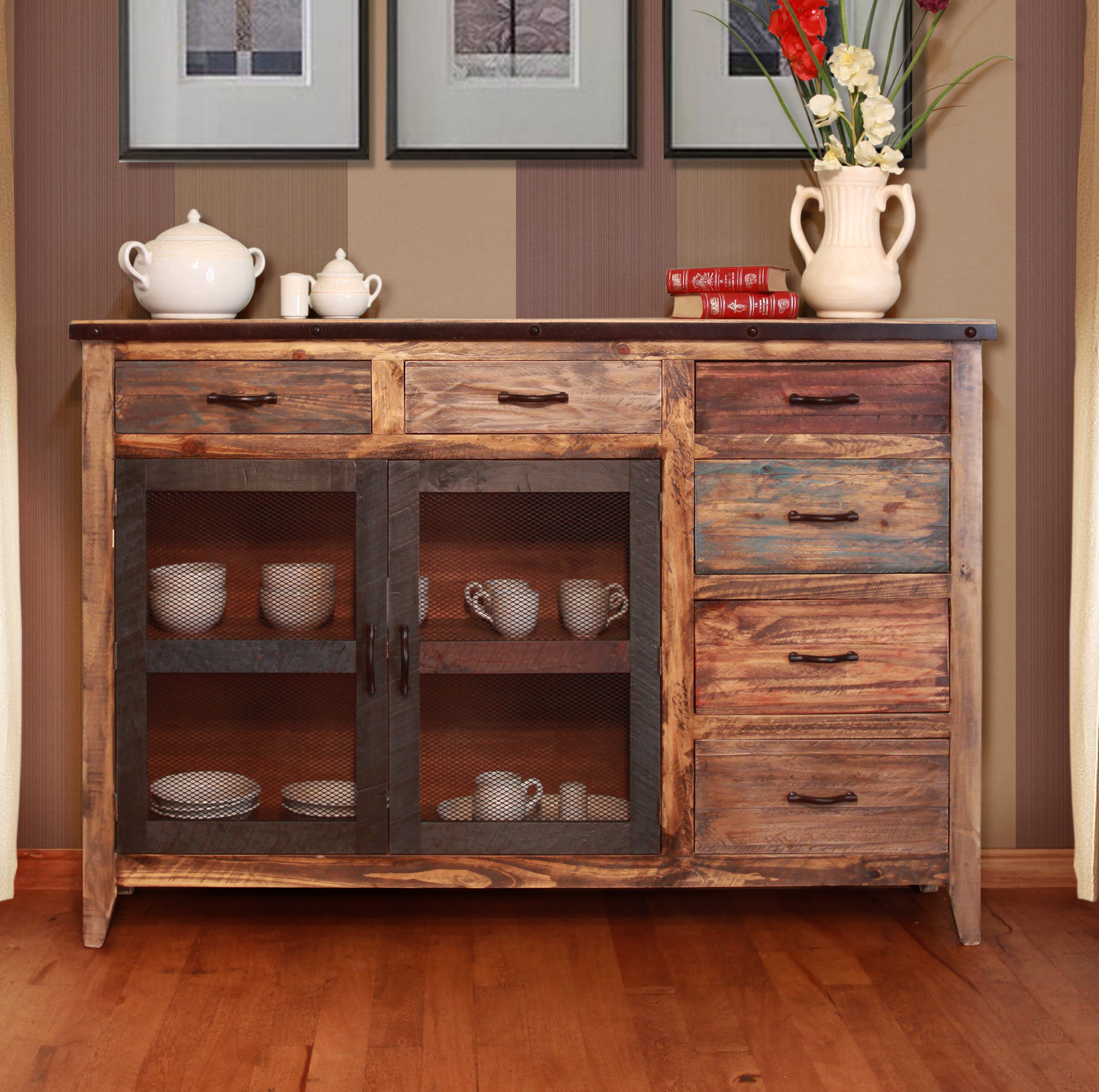 Distressed Finish Sideboards & Buffets You'll Love In 2019 Inside Massillon Sideboards (View 7 of 20)