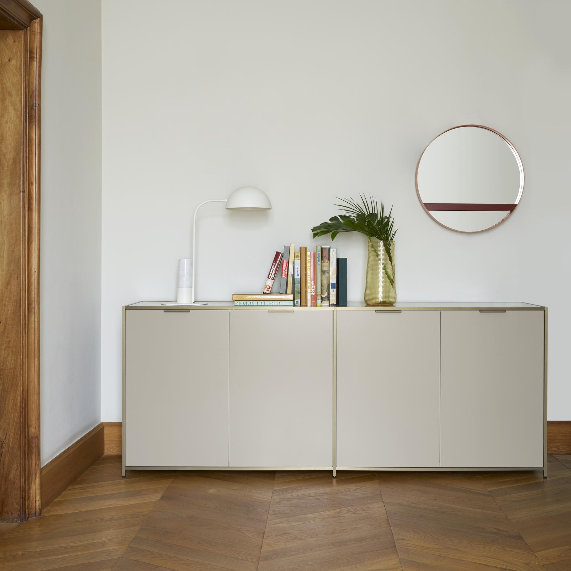 Dita, Sideboards From Designer : Pagnon & Pelhaître | Ligne Intended For Solana Sideboards (View 13 of 20)
