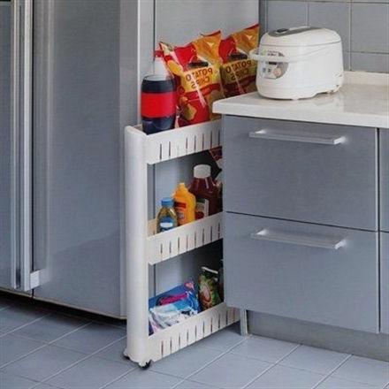 Diy Wall Shelves Within Eduarda Kitchen Pantry (View 19 of 20)