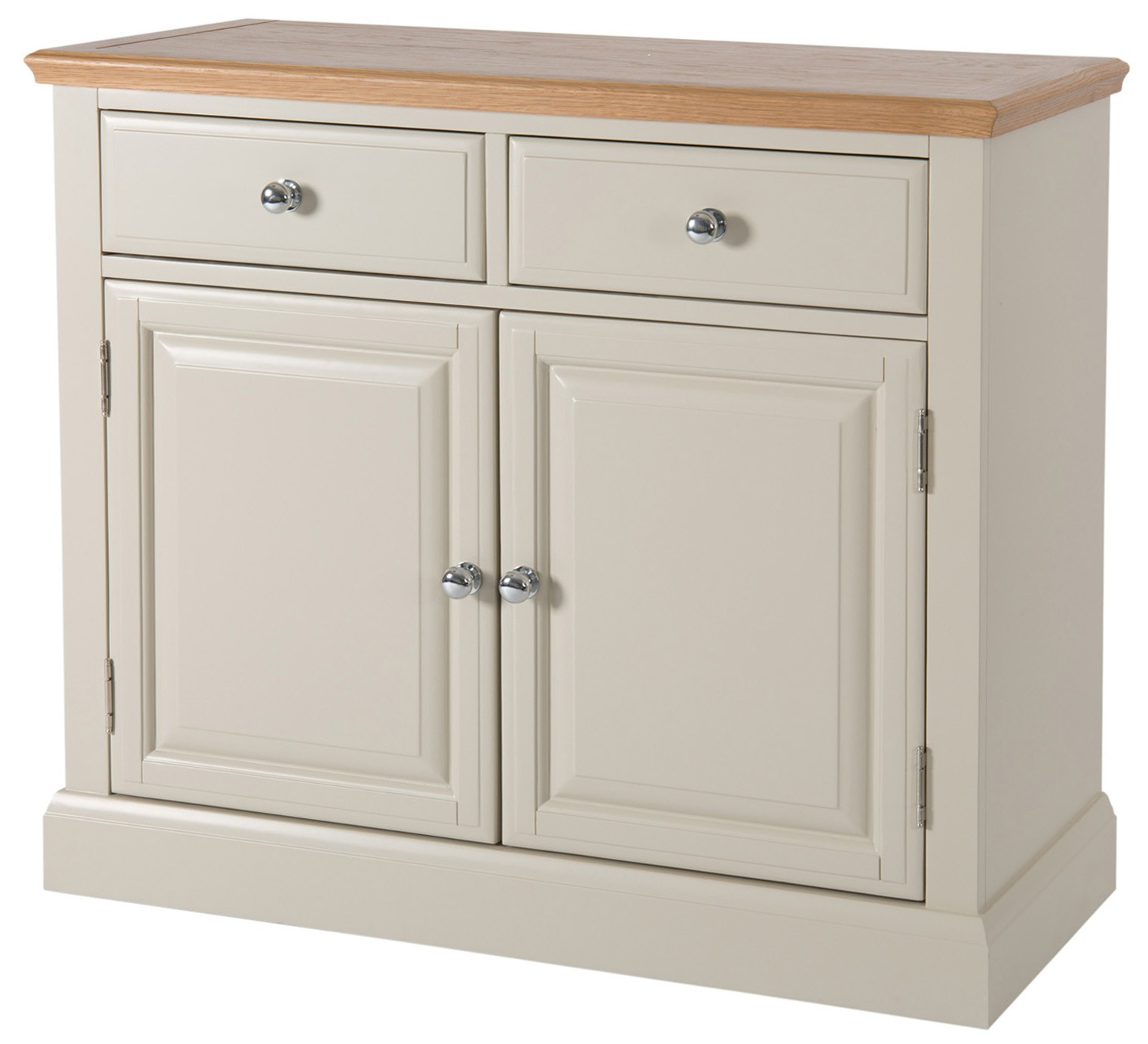 Donington 2 Drawer 2 Door Sideboard – Sideboards & Tops Regarding Norton Sideboards (View 20 of 20)
