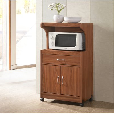 """Ebern Designs Hillview 45"""" Kitchen Pantry (View 2 of 20)"""