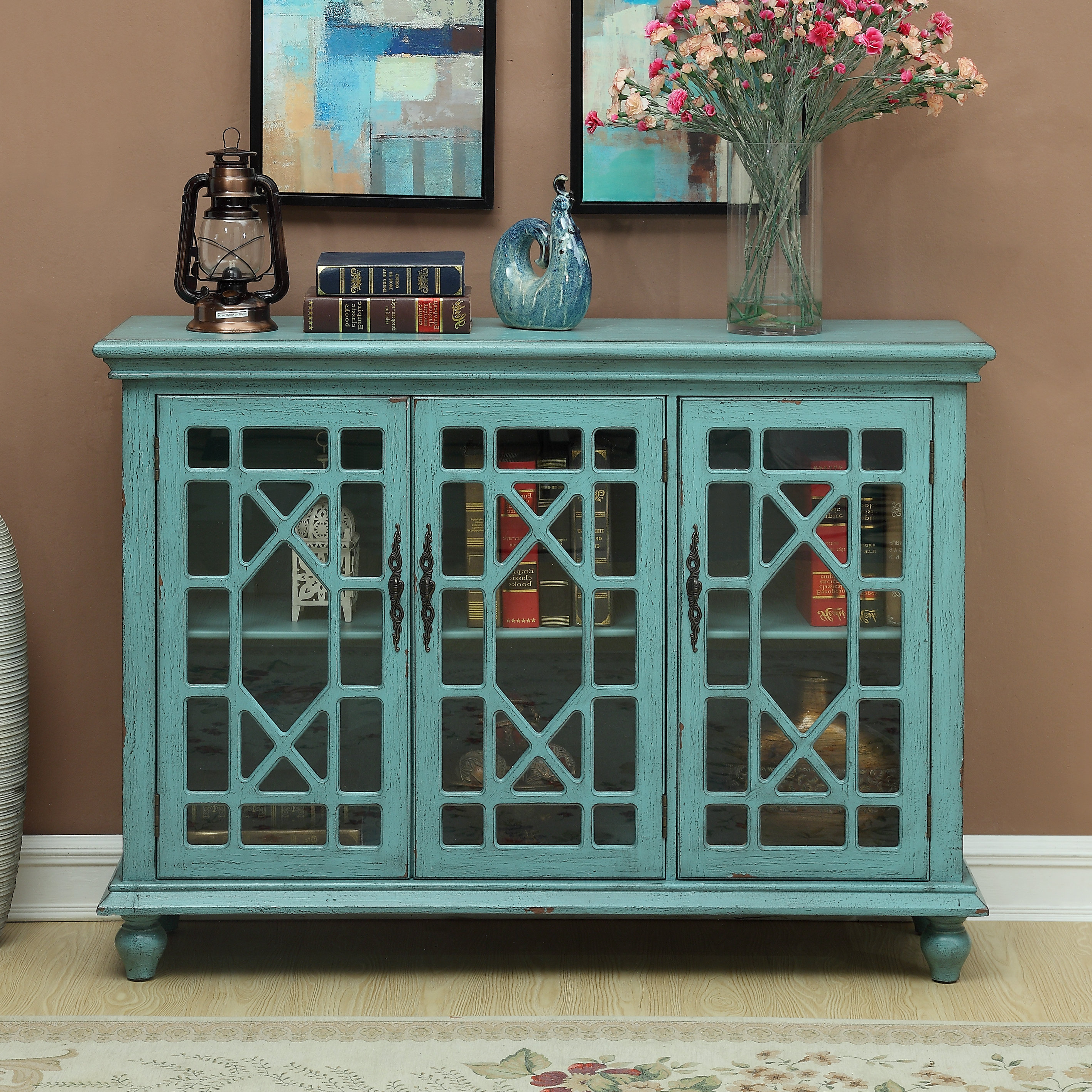 Eclectic Sideboards & Buffets | Birch Lane For Mauldin 3 Door Sideboards (View 10 of 20)