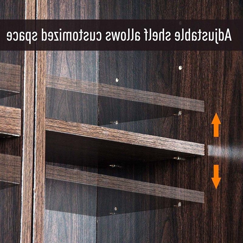 """Eduarda Kitchen Pantry Intended For Popular Eduarda 72"""" Kitchen Pantry (View 8 of 20)"""