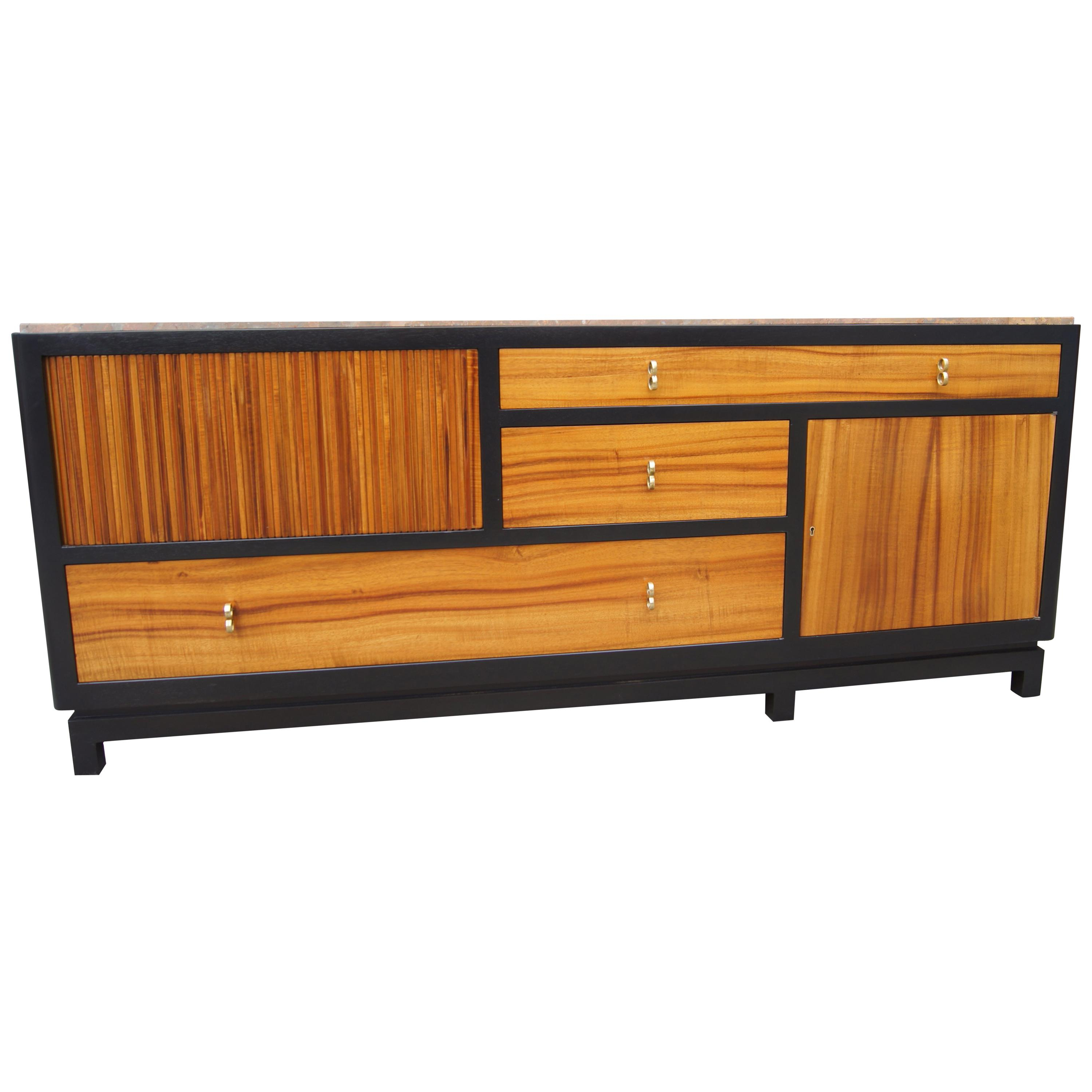 Edward Wormley Sideboards – 38 For Sale At 1stdibs Throughout Gertrude Sideboards (View 15 of 20)