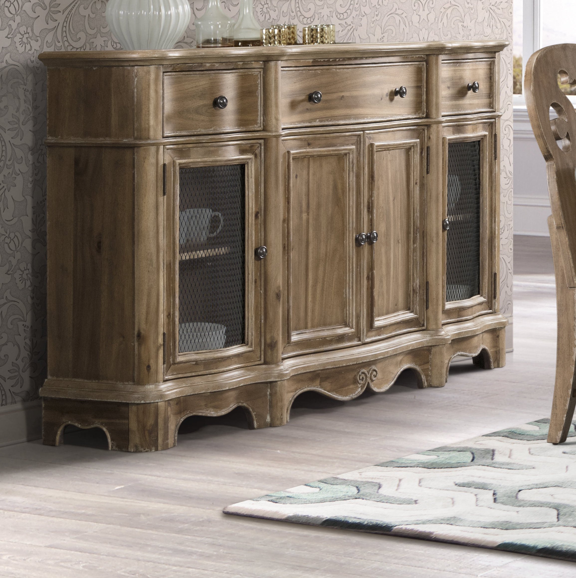 Elena Sideboard For Chalus Sideboards (Gallery 9 of 20)
