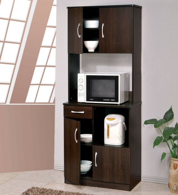 """Emblyn Kitchen Pantry With Most Up To Date Latitude Run Maeda 70"""" Kitchen Pantry For Sale Online (Gallery 17 of 20)"""