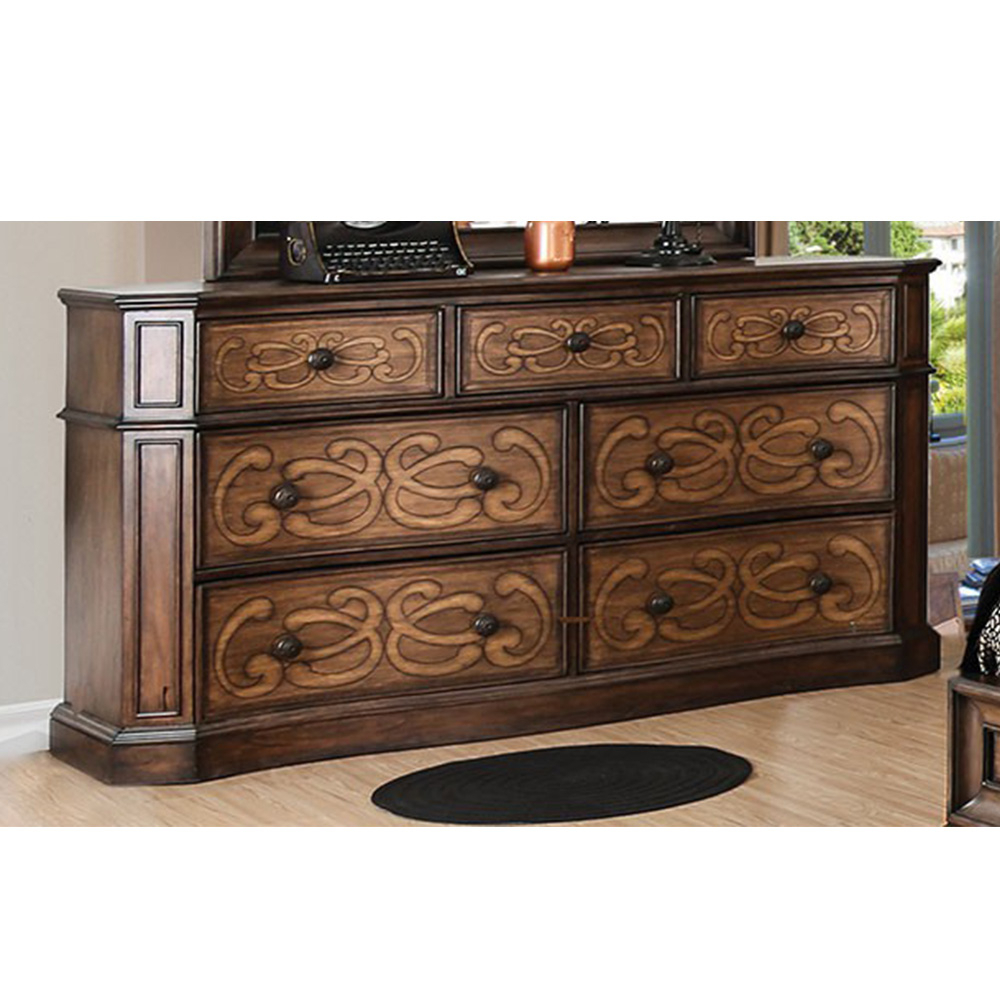 Emmaline Dresser In Chestnut With Emmaline Sideboards (View 19 of 20)