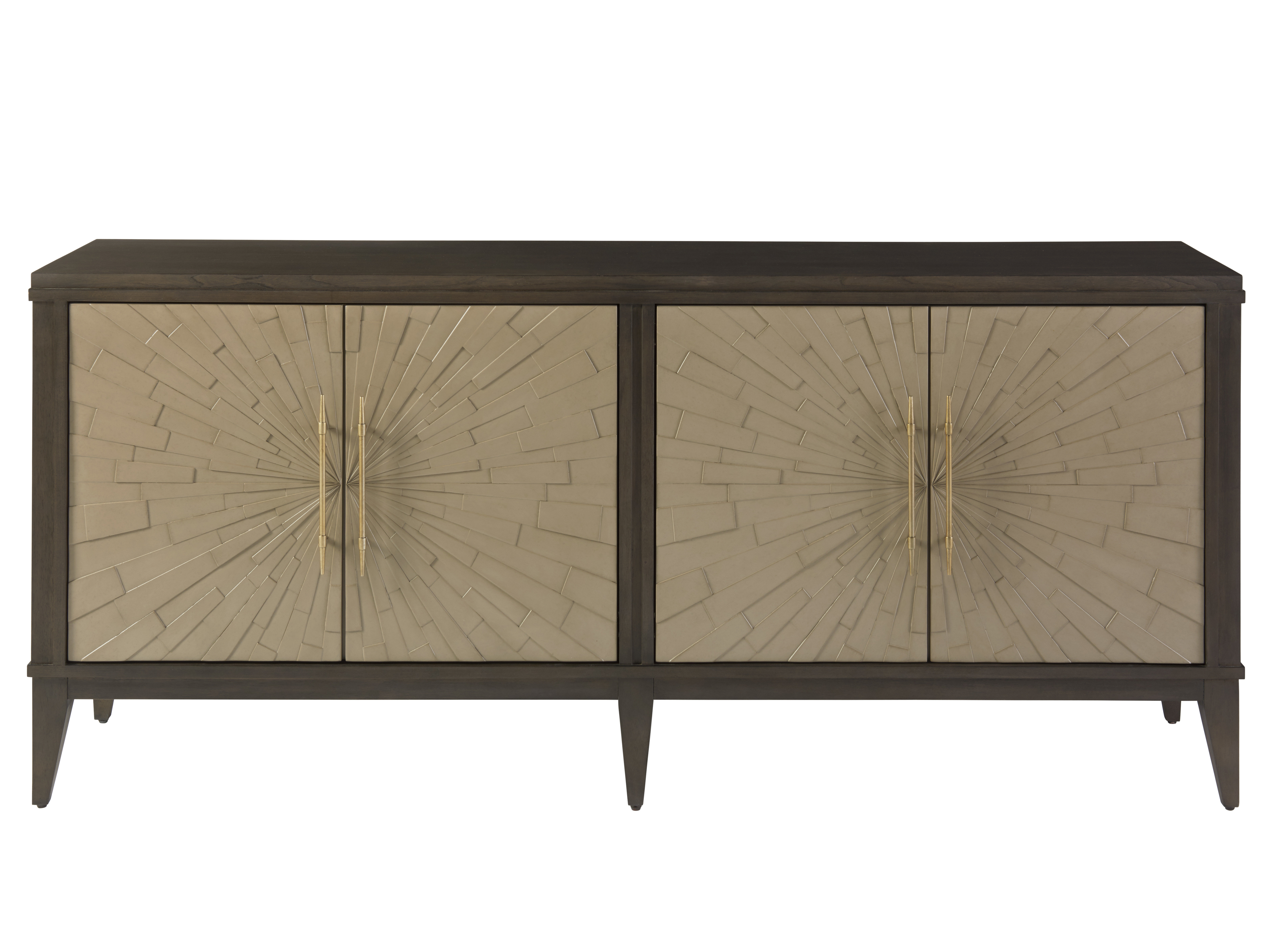 Everly Quinn Hohman Credenza Throughout Candace Door Credenzas (View 11 of 20)