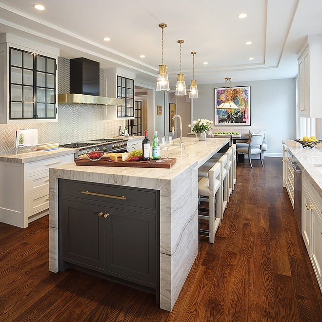 Famous Foreclosure Home Renovation Ideas – Home Bunch Interior Regarding Kitchen Pantry By Ore Furniture (View 3 of 20)