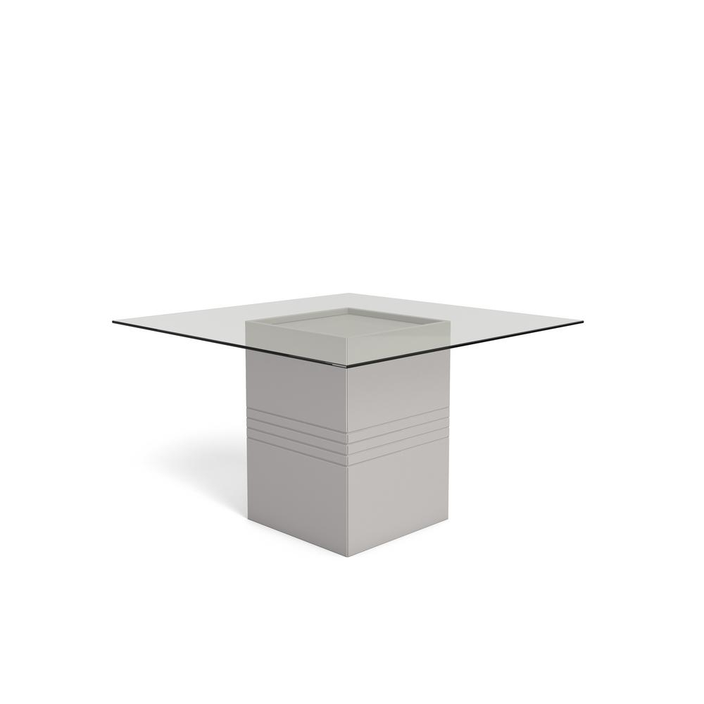 Famous Glossy White Hollow Core Tempered Glass Cocktail Tables With Regard To Perry 1.8 – 55.12 In (View 19 of 20)