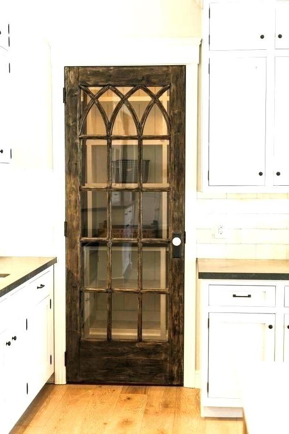 Farmhouse Pantry Door – Elifnakliyat Throughout Recent Farmhouse Kitchen Pantry (View 9 of 20)