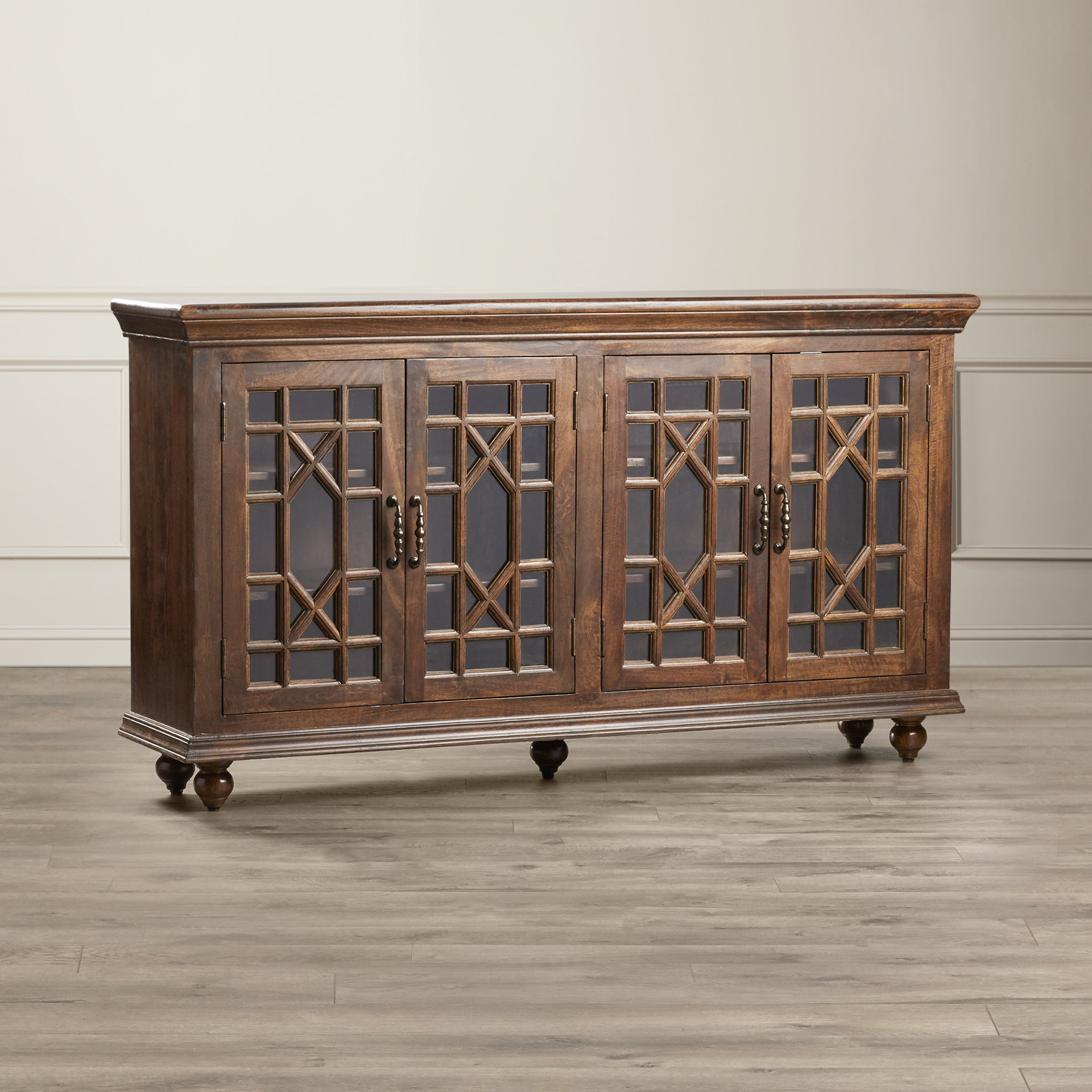 Farmhouse & Rustic Darby Home Co Sideboards & Buffets With Phyllis Sideboards (View 11 of 20)