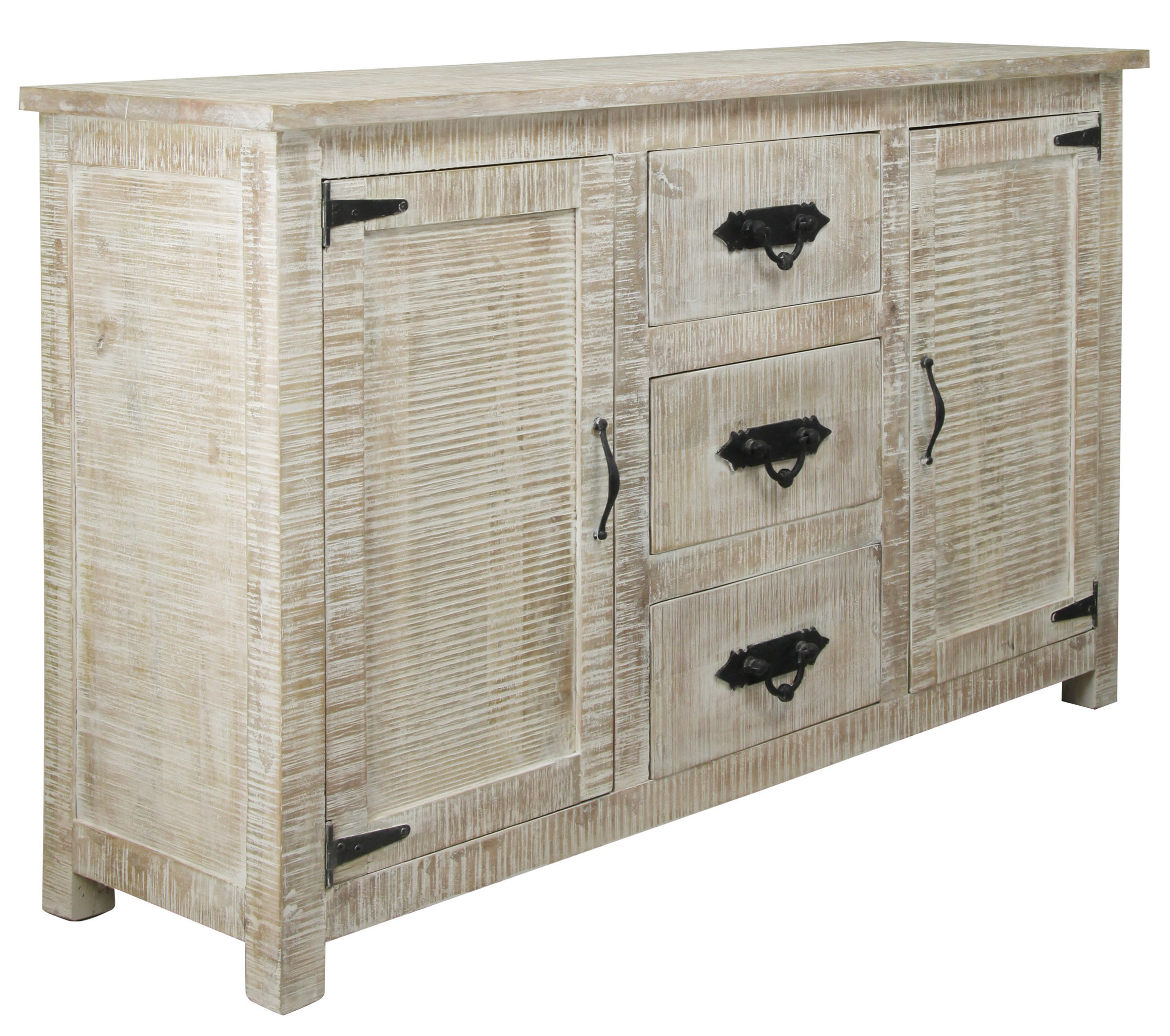 Farmhouse & Rustic Mango Sideboards & Buffets | Birch Lane Intended For Hayter Sideboards (View 4 of 20)