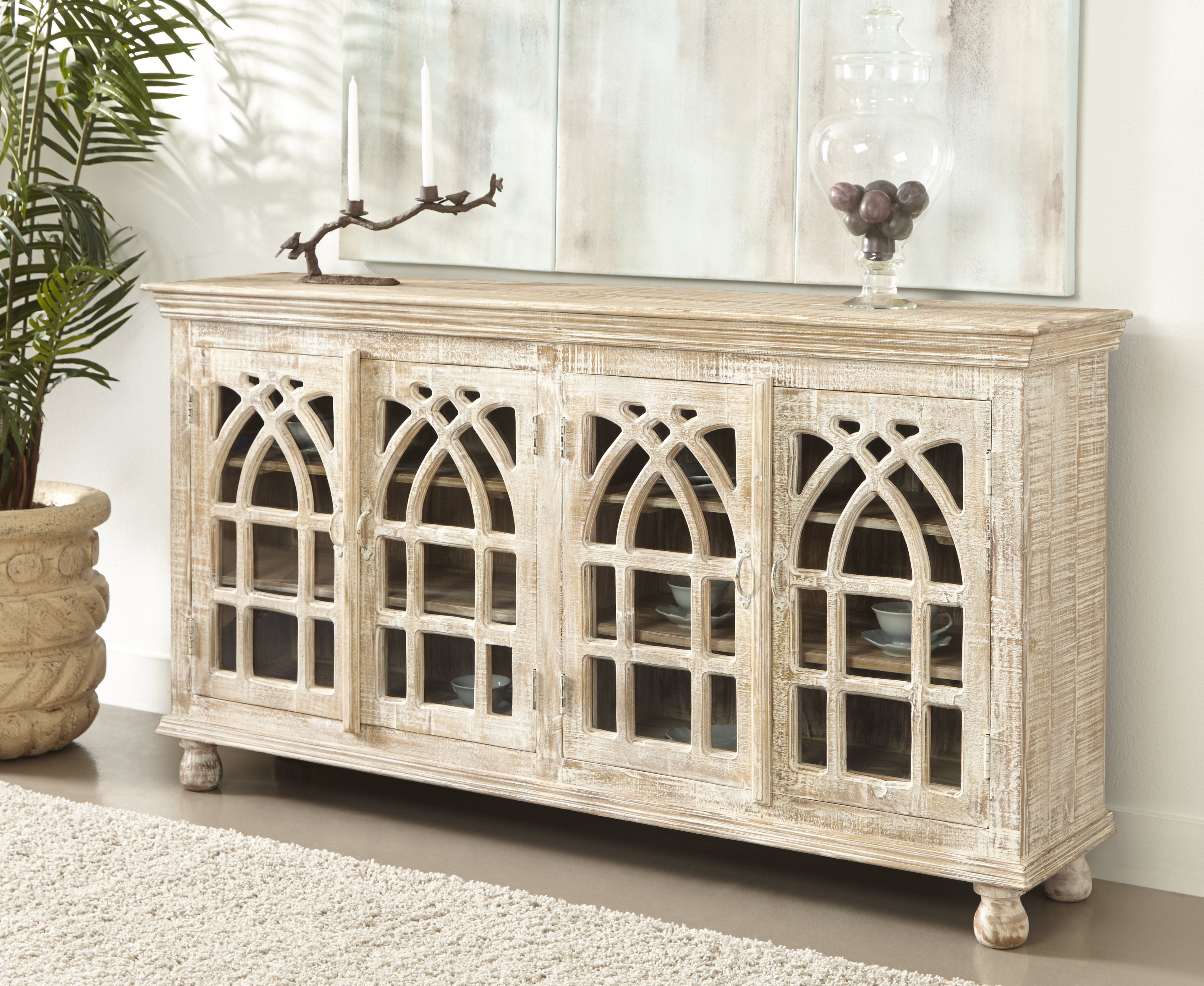 Farmhouse & Rustic Sideboards & Buffets | Birch Lane Pertaining To Sayles Sideboards (View 12 of 20)