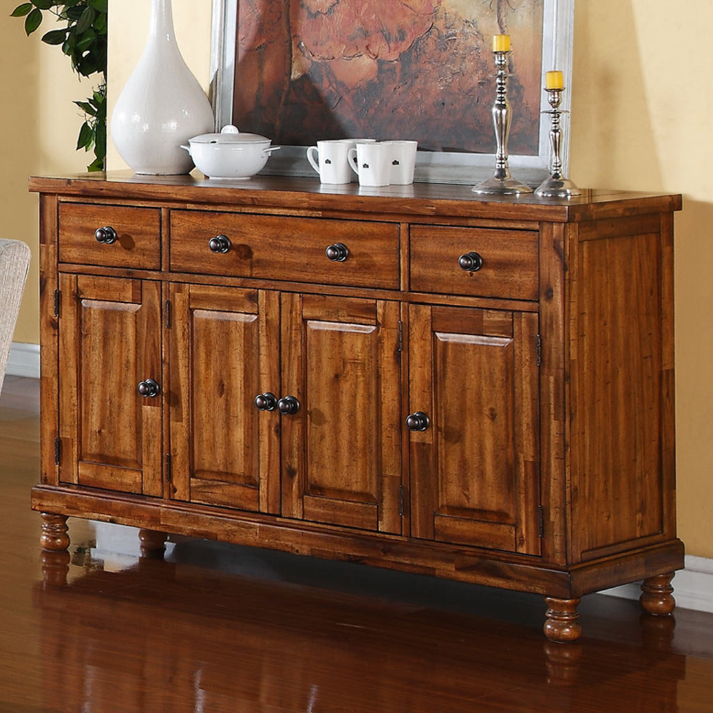 Farmhouse & Rustic Sideboards & Buffets | Birch Lane Within Seiling Sideboards (View 16 of 20)