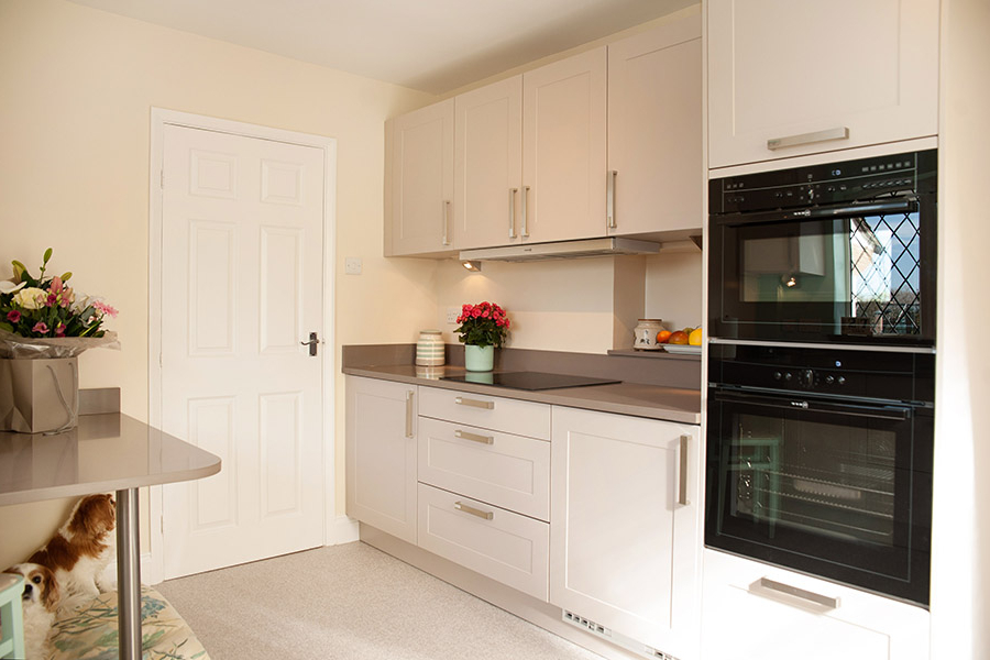 Fashionable Lotus Kitchen Pantry With Tec Lifestyle German Kitchen In Southminster – Tec Lifestyle (View 3 of 20)