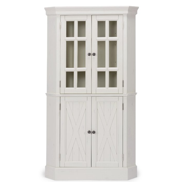 """Fashionable Moravia Kitchen Pantry Intended For Moravia 72"""" Kitchen Pantry (View 5 of 20)"""