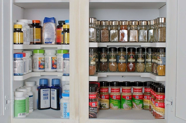 Favorite 31 Ways To Have The Most Organized Kitchen Of Your Life In Camila Kitchen Pantry (View 14 of 20)