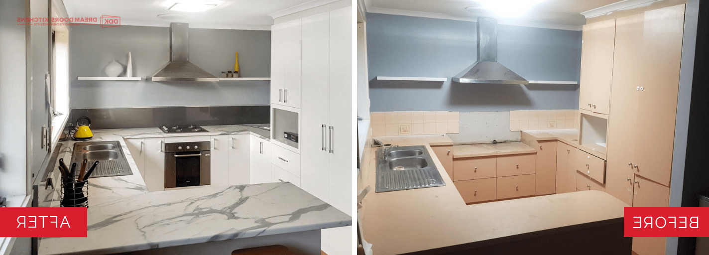 Favorite Kitchen Renovations Sunshine Coast Company: Makeovers/facelifts Inside Canina Kitchen Pantry (View 10 of 20)