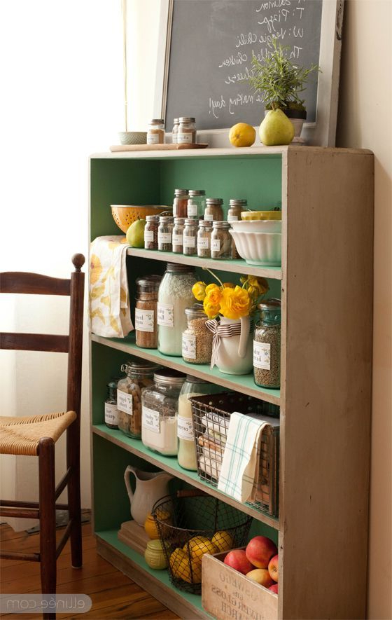 Favorite Olivas Kitchen Pantry With Regard To Farmhouse Kitchen Pantry Labels – Free Printables! And Love (View 4 of 20)