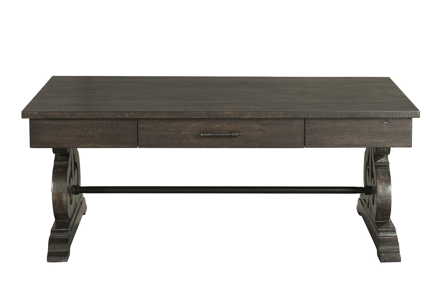 Favorite Paris Natural Wood And Iron 30 Inch Square Coffee Tables With Regard To 57 30 Inch Square Coffee Table, Avenue Six Merge Black (View 20 of 20)