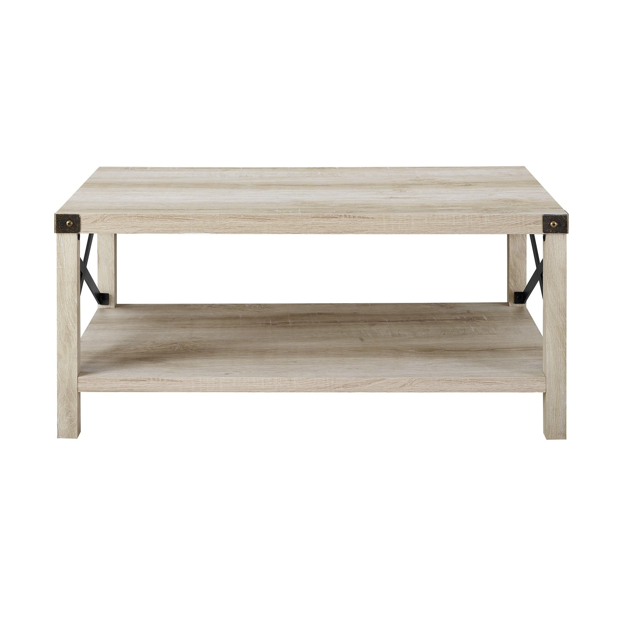 Favorite The Gray Barn Kujawa Metal X Coffee Tables – 40 X 22 X 18h Regarding The Gray Barn Kujawa Metal X Coffee Table – 40 X 22 X 18h (View 5 of 20)
