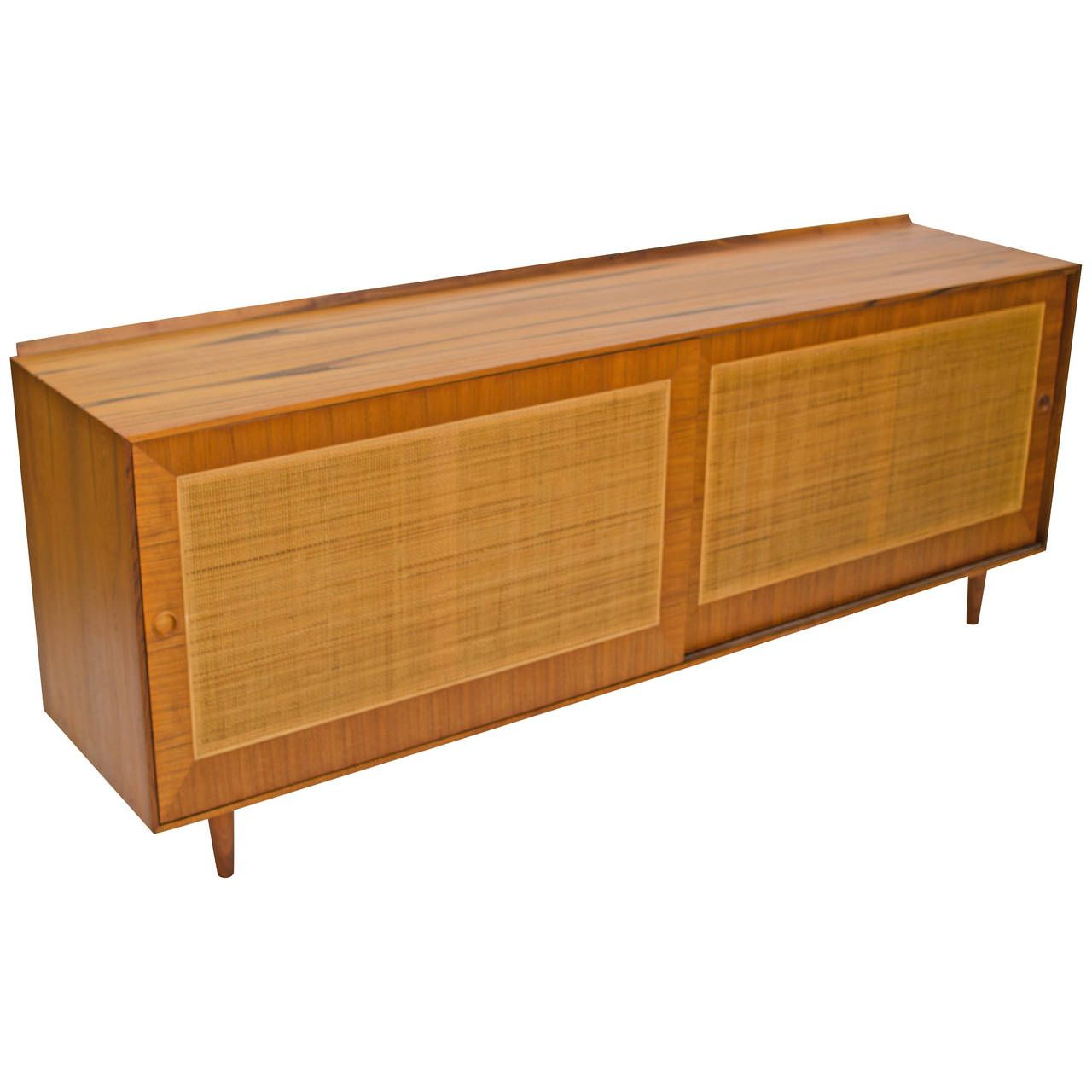 Finn Juhl Designed Sideboard, Circa 1952 | Modern Cane For Womack Sideboards (View 20 of 20)