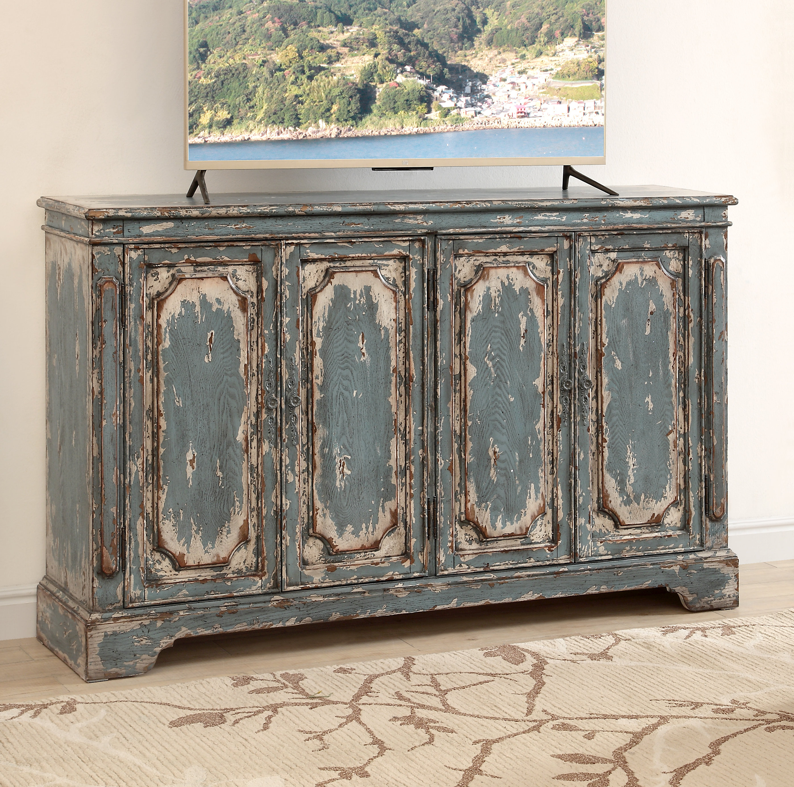 French Country Sideboards & Buffets You'll Love In 2019 Regarding Deville Russelle Sideboards (View 16 of 20)