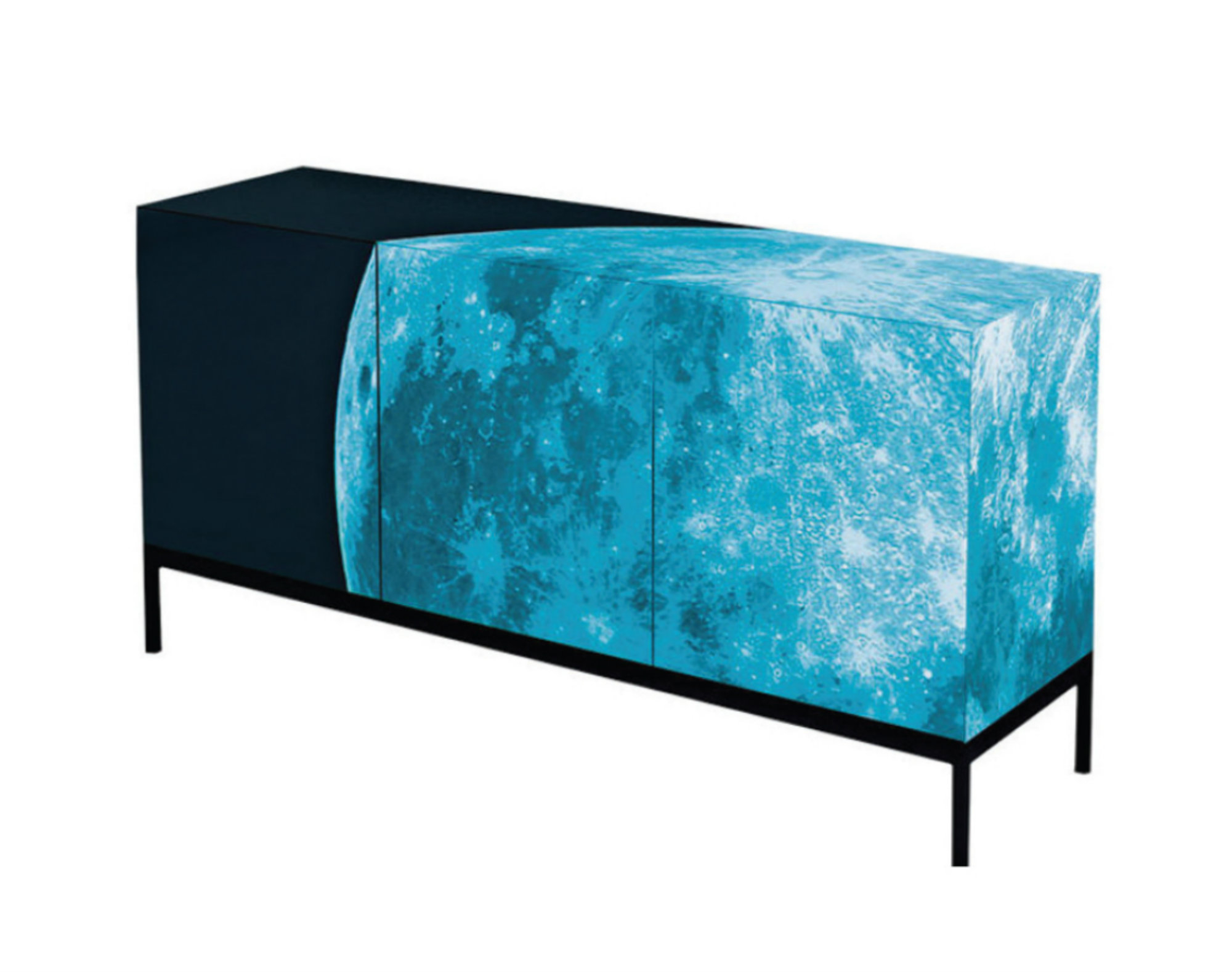 Full Moon Limited Edition Sideboard Designedsotirios With Regard To Papadopoulos Sideboards (View 20 of 20)