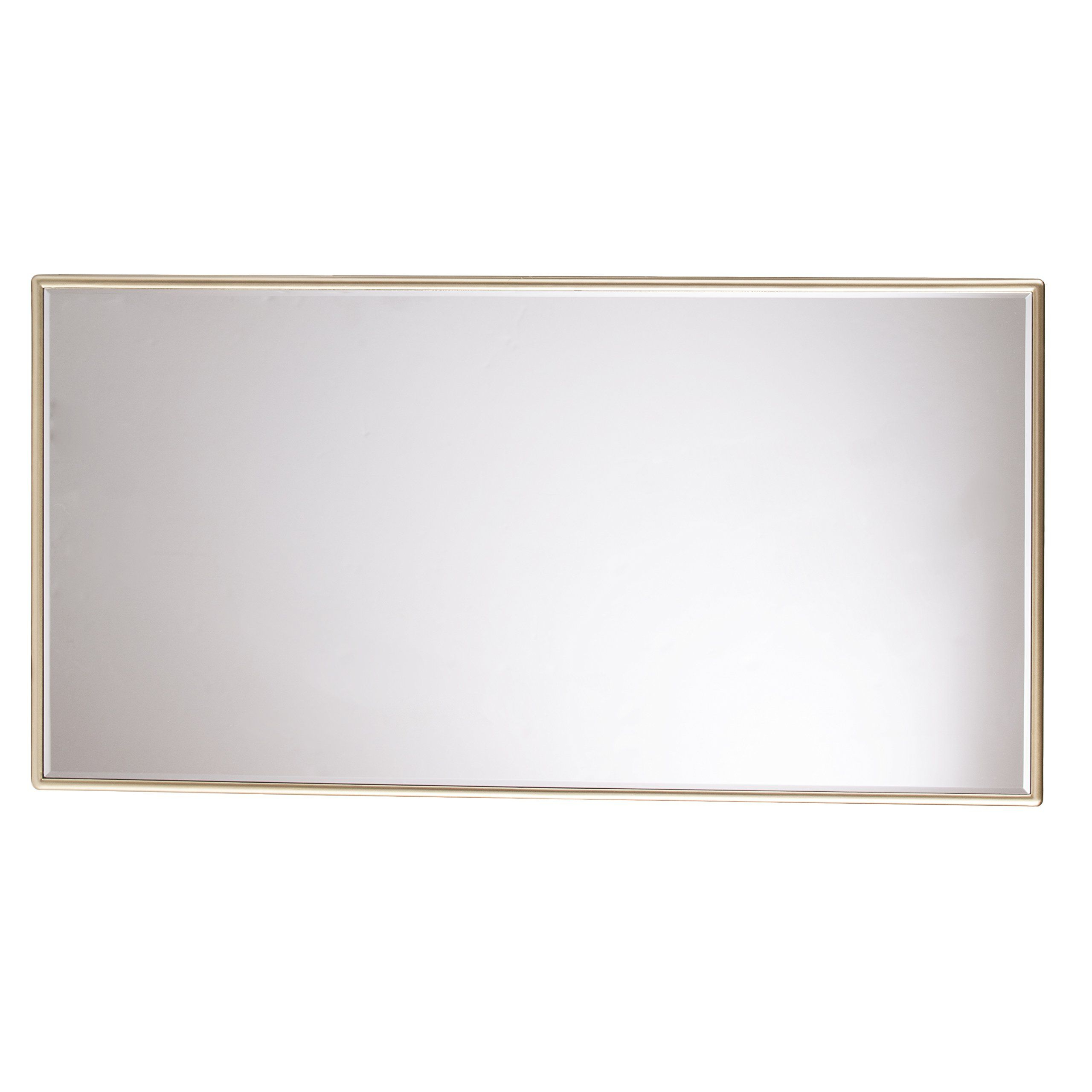 Furniture Hotspot Mirrored Coffee Table Mirror W/champagne Intended For Most Recently Released Velma Modern Satin Plated Coffee Tables (View 18 of 20)