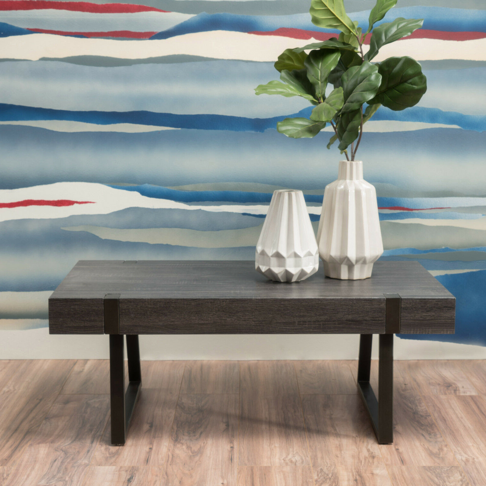 Genwa Wood Coffee Table For Well Known Safavieh Anwen Geometric Wood Coffee Tables (View 13 of 20)