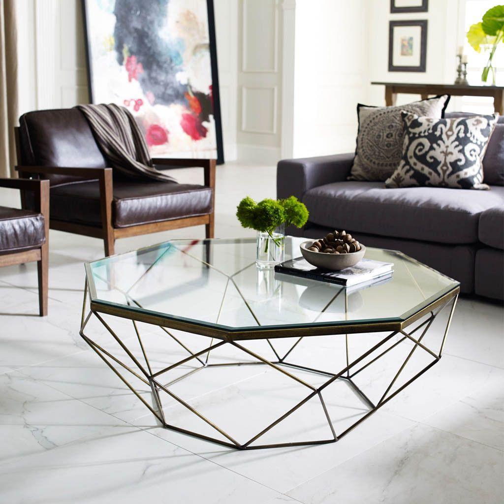 Geometric Coffee Table (Gallery 20 of 20)