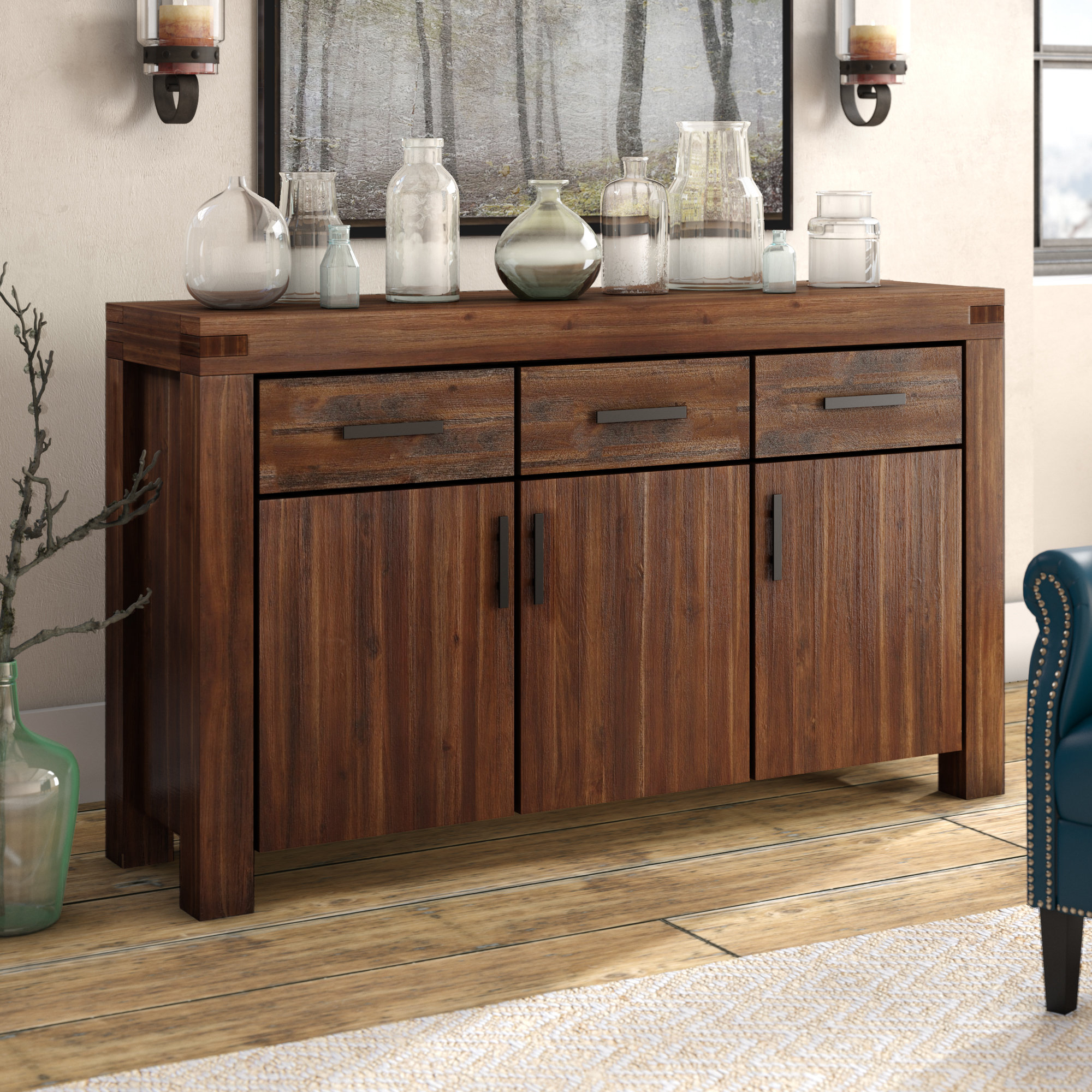 Gibson Sideboard Intended For Whitten Sideboards (Gallery 10 of 20)