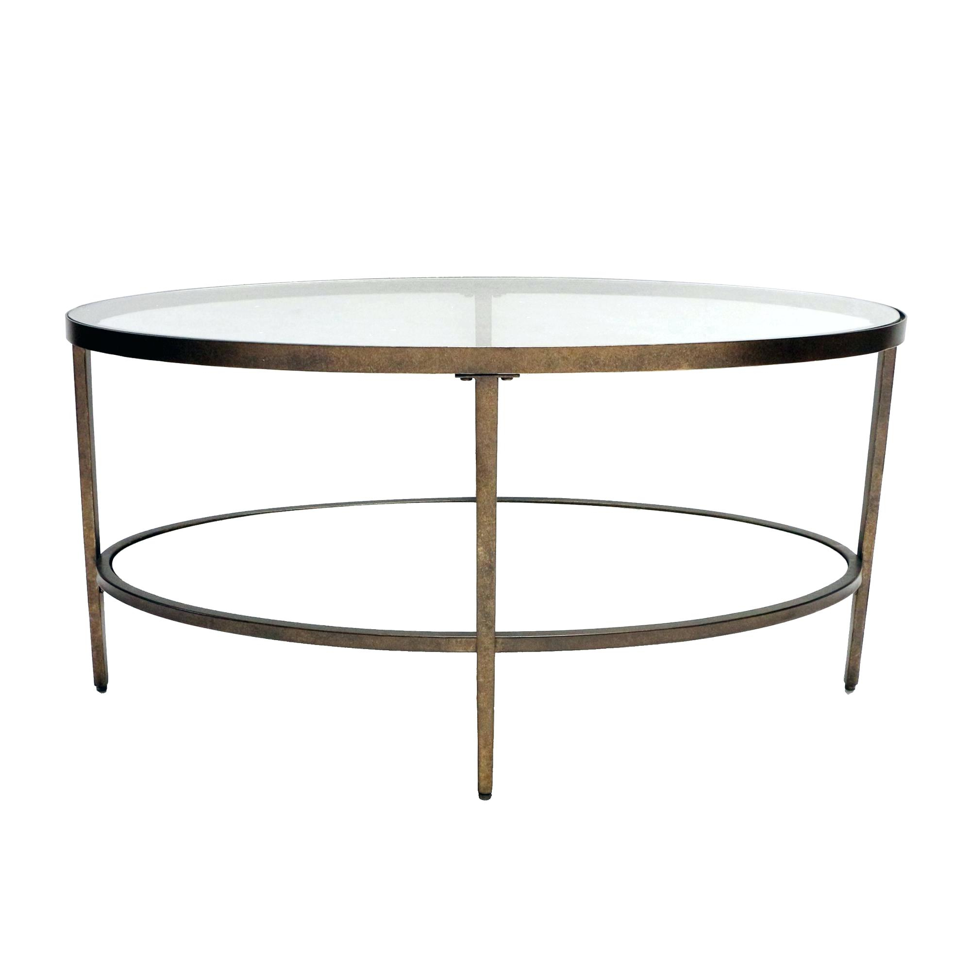 Glass Oval Coffee Tables – Locksmithindorchester.co Inside Famous Copper Grove Woodend Glass Top Oval Coffee Tables (Gallery 13 of 20)