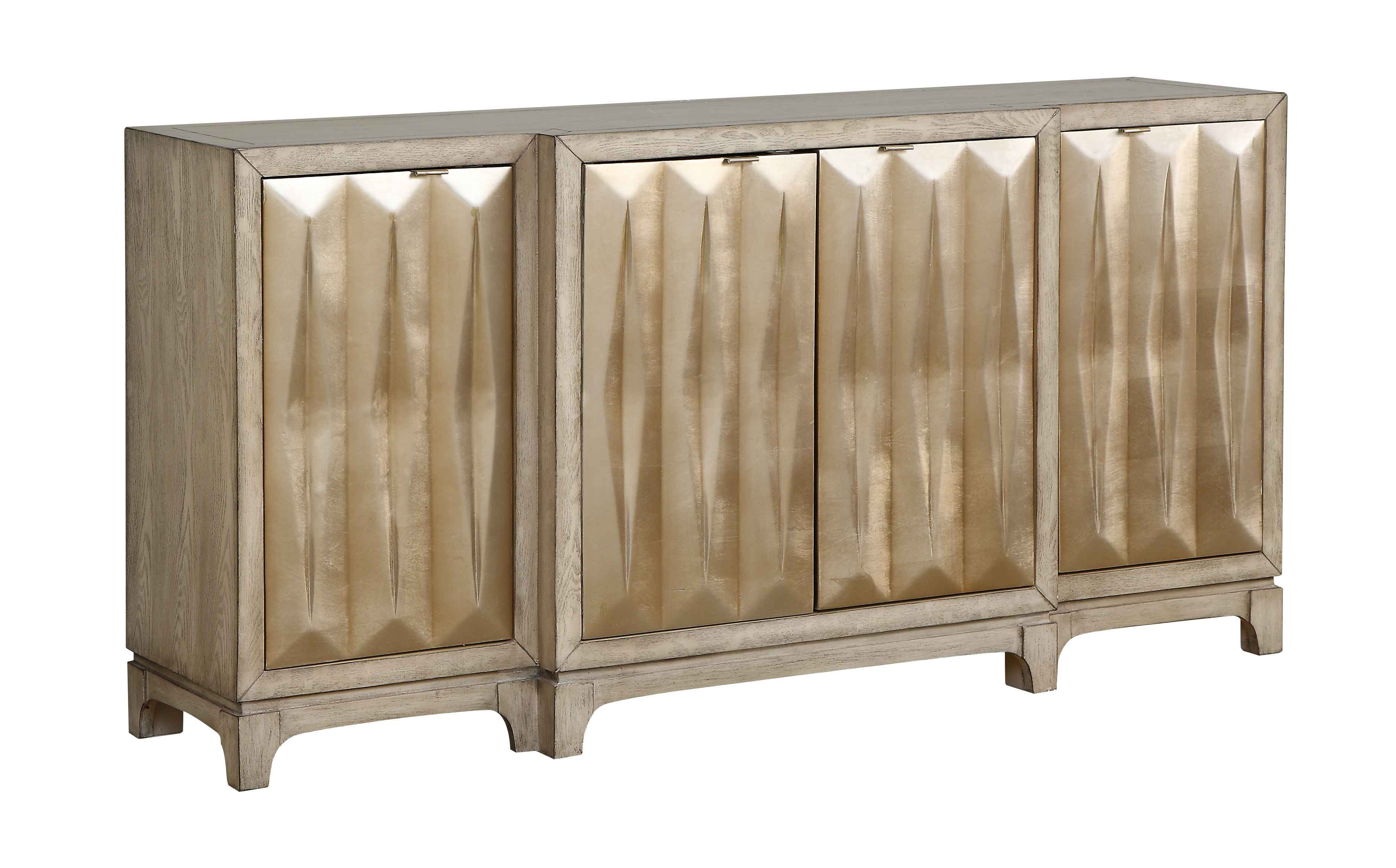 Gold Sideboards & Buffets   Joss & Main For Armelle Sideboards (Gallery 5 of 20)
