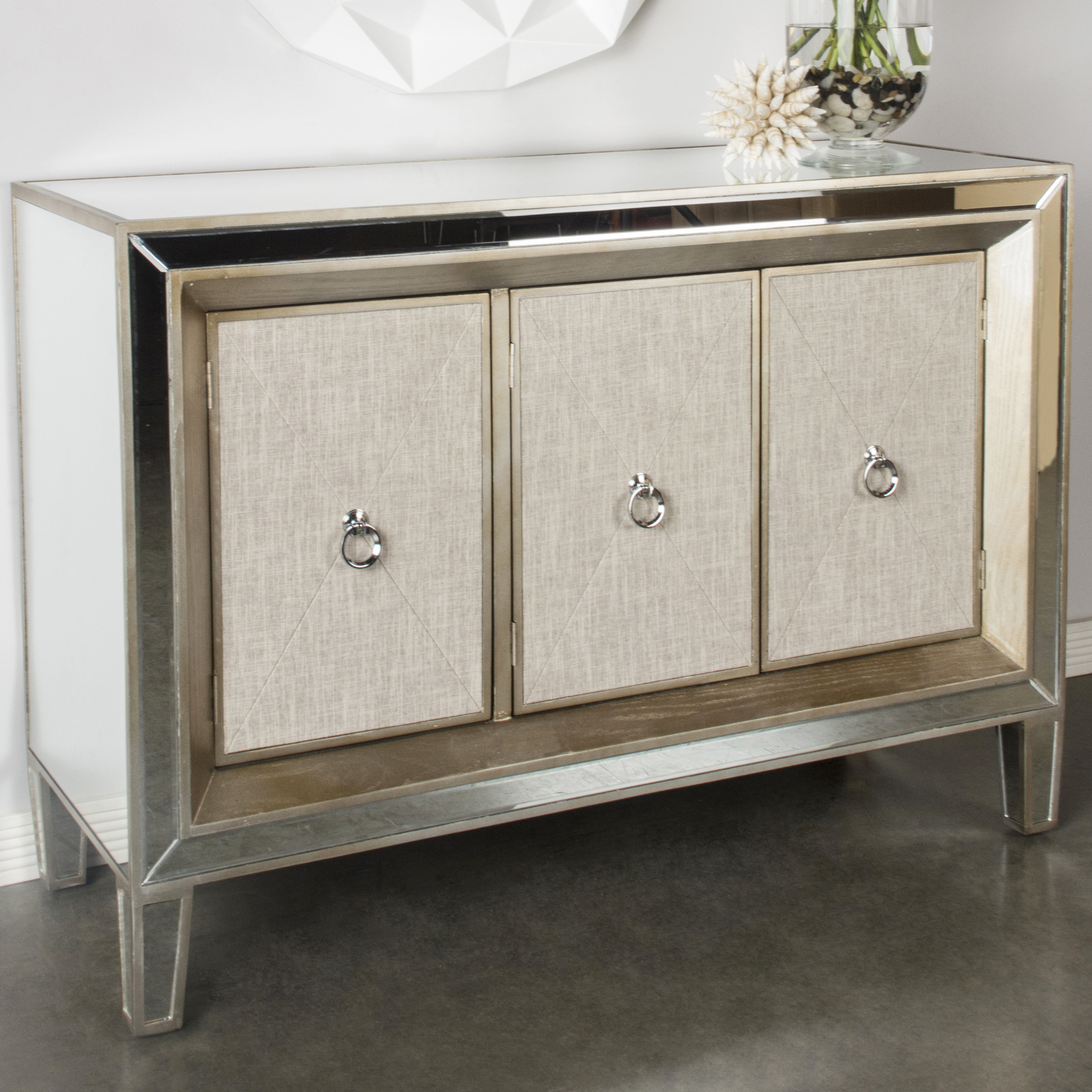 Gold & Silver Sideboards & Buffets You'll Love In 2019 | Wayfair Regarding Armelle Sideboards (Gallery 11 of 20)