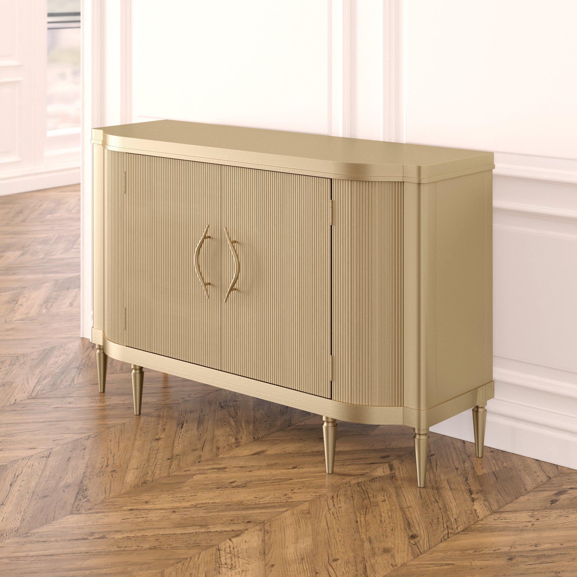 Gold & Silver Sideboards & Buffets You'll Love In 2019 | Wayfair Regarding Wattisham Sideboards (Gallery 15 of 20)