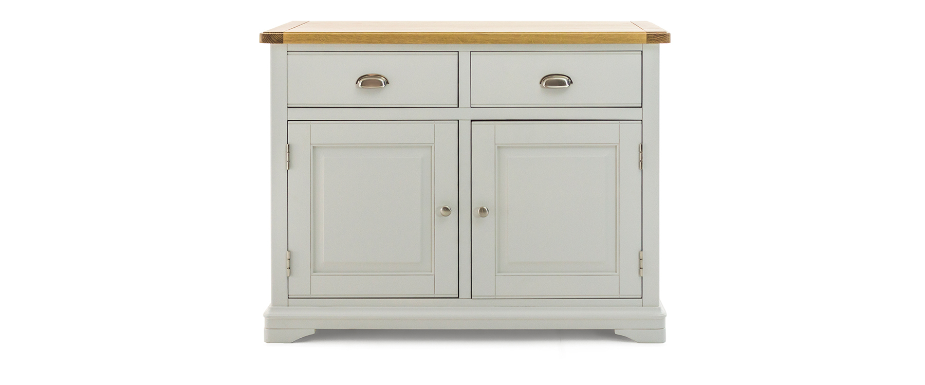 Gorgeous Small Shallow Sideboard Village Room Furniture Inside Annecy Sideboards (View 8 of 20)