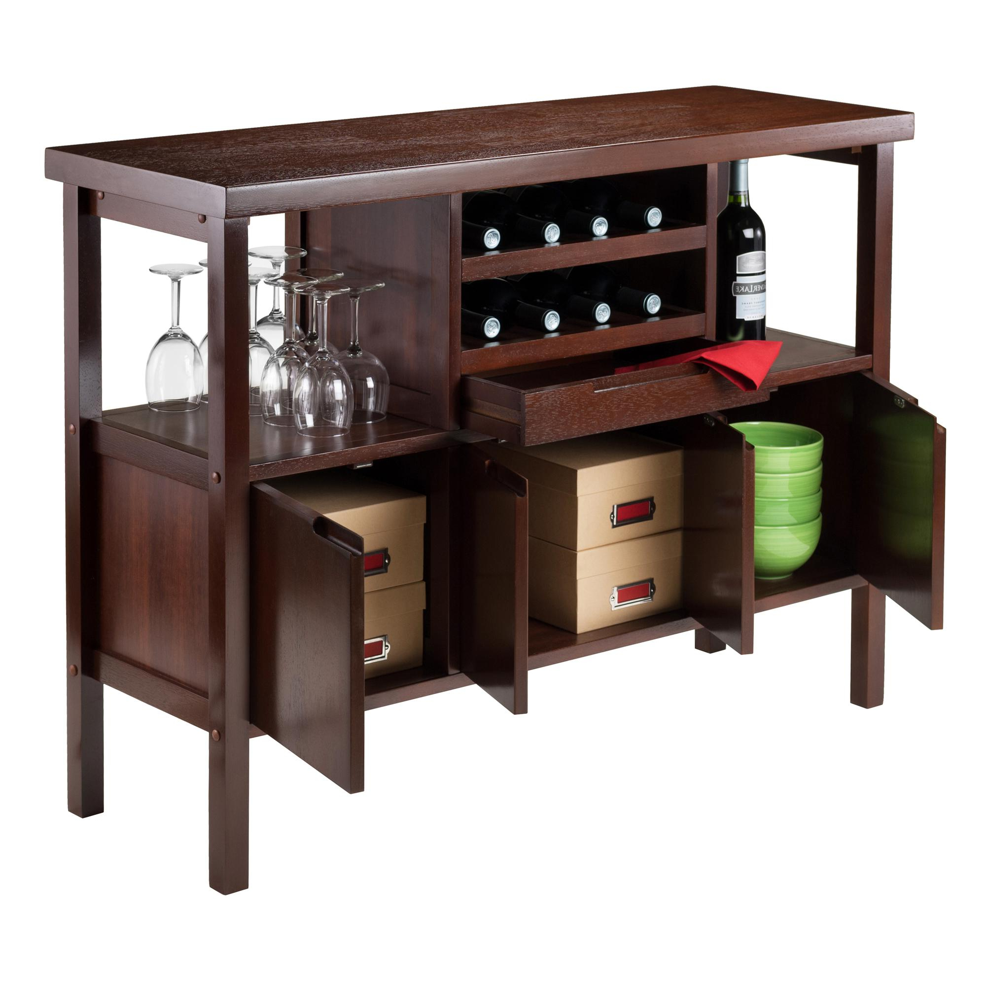 Gorgeous Small Shallow Sideboard Village Room Furniture Intended For Annecy Sideboards (View 20 of 20)