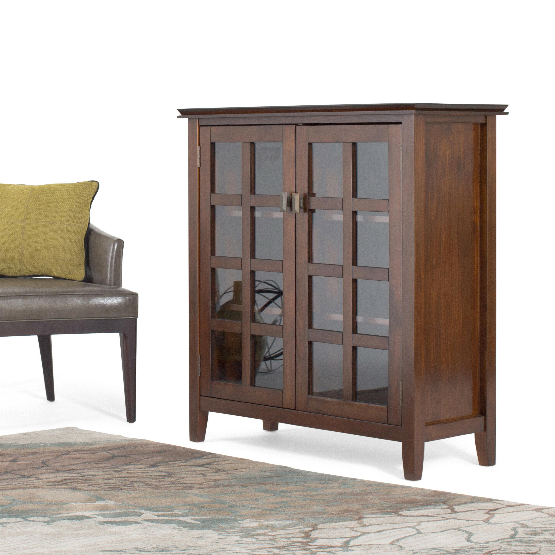 Gosport 2 Door Accent Cabinet For Eau Claire 6 Door Accent Cabinets (Gallery 15 of 20)