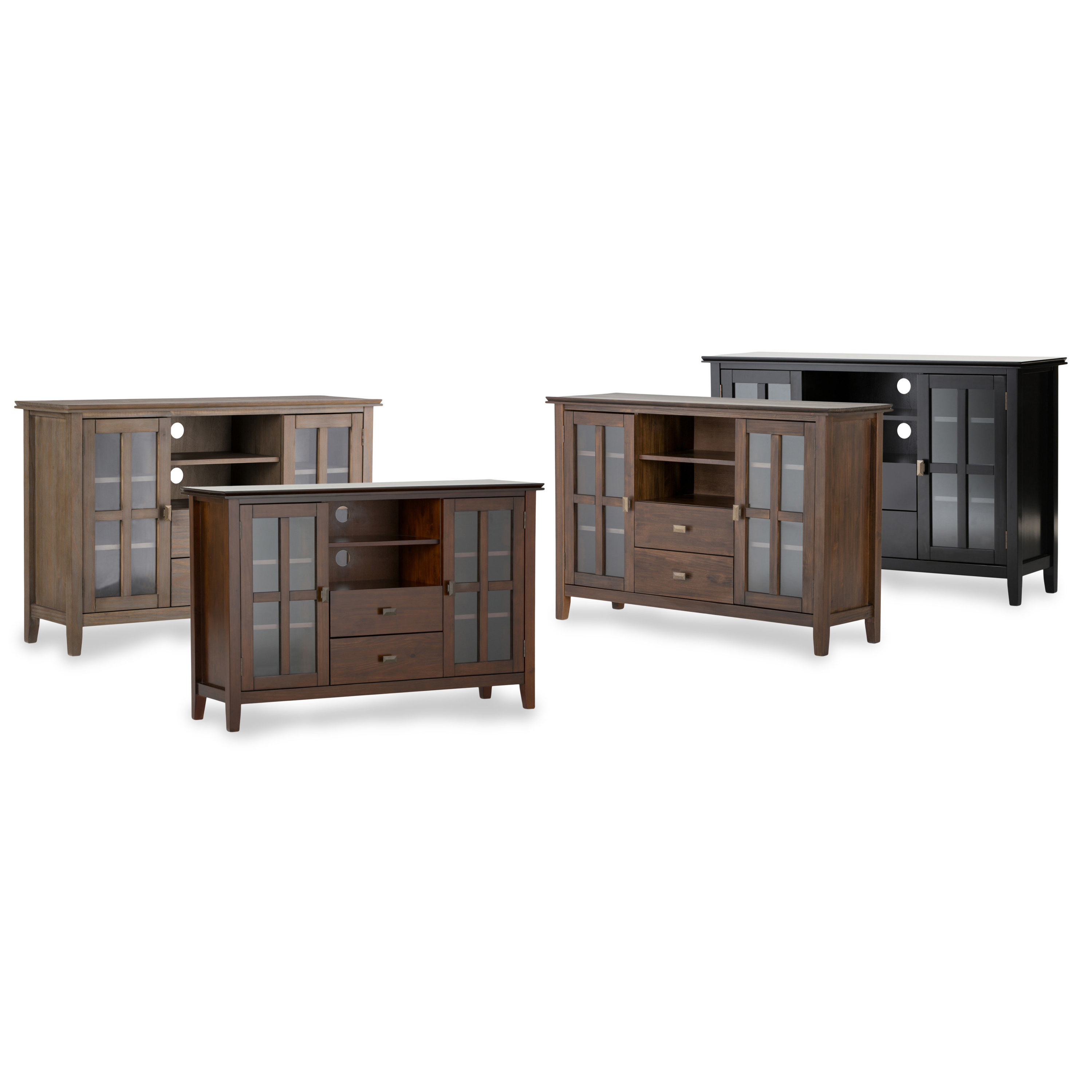 """Gosport Tv Stand For Tvs Up To 55"""" & Reviews 