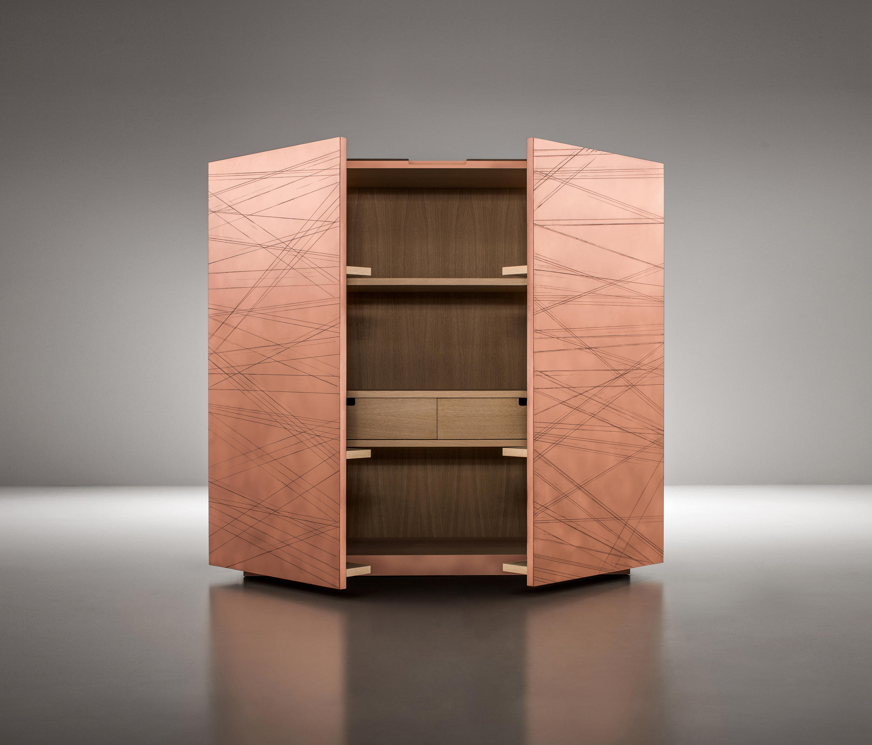 Graffio – Sideboards From De Castelli | Architonic Pertaining To Castelli Sideboards (View 9 of 20)