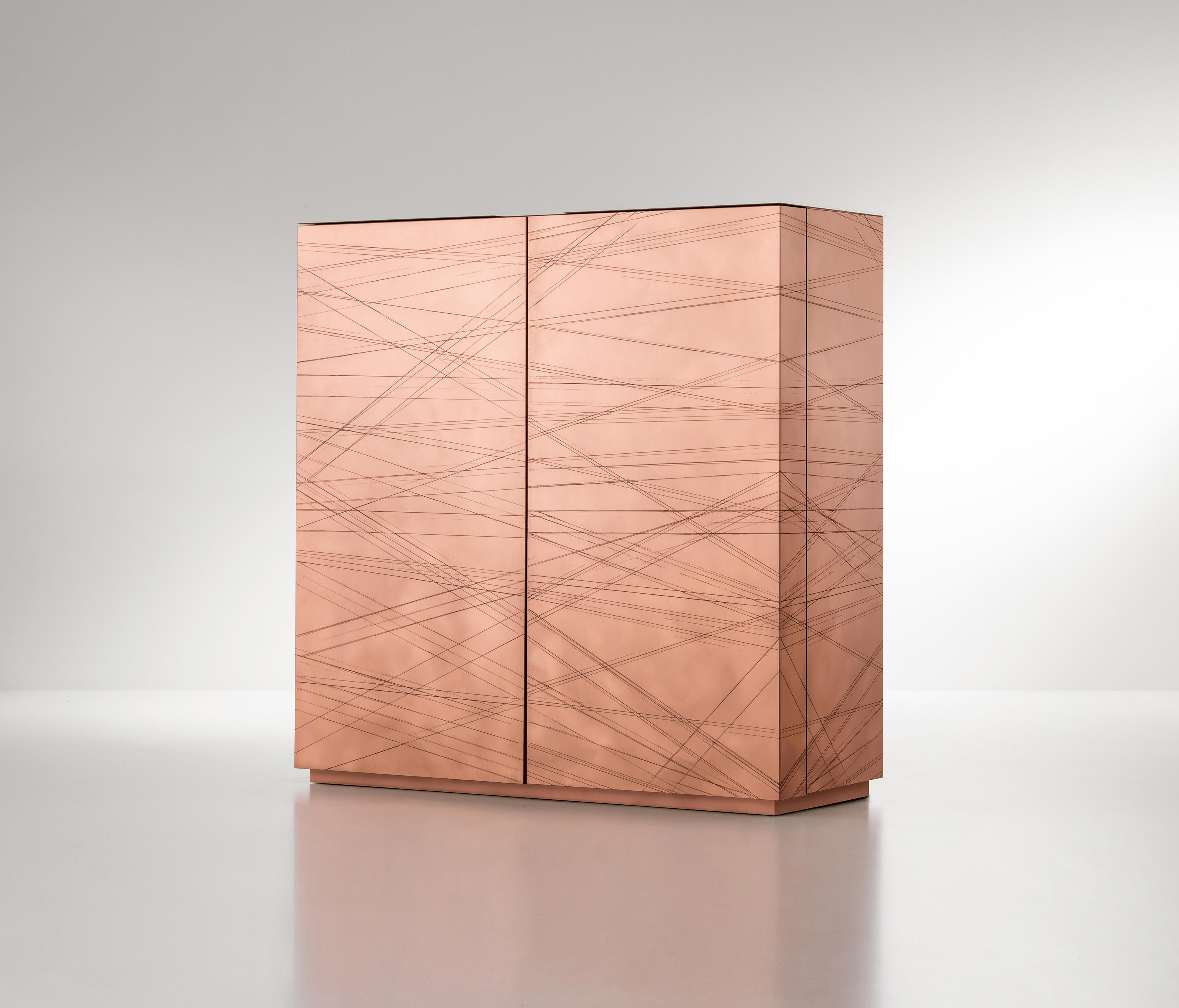 Graffio – Sideboards From De Castelli | Architonic With Castelli Sideboards (View 5 of 20)