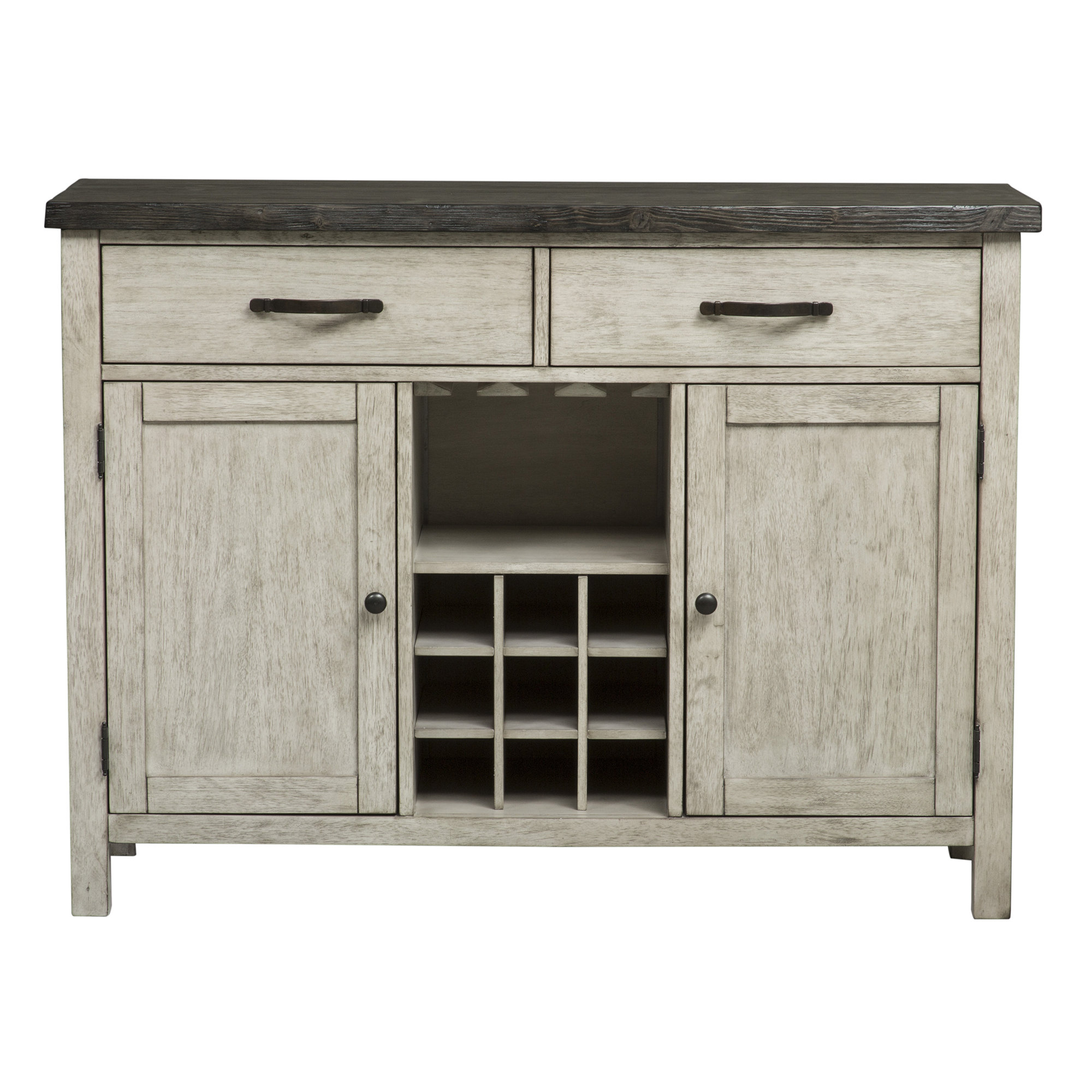 Gray Wood Sideboards & Buffets | Joss & Main For Cazenovia Charnley Sideboards (View 4 of 20)