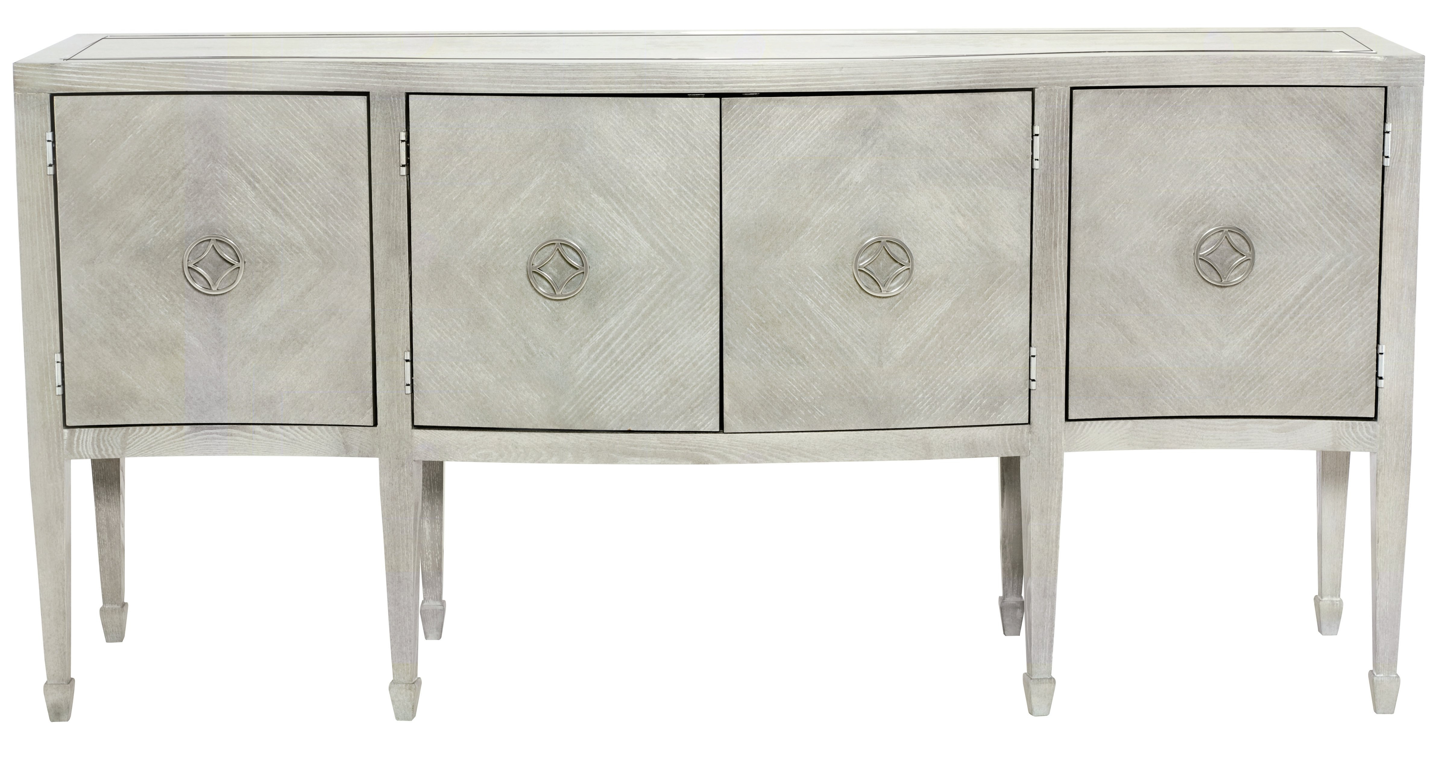Gray Wood Sideboards & Buffets | Joss & Main Regarding Cazenovia Charnley Sideboards (View 10 of 20)