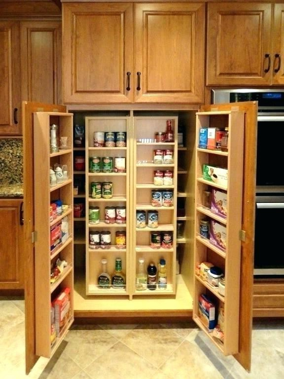 Halstead 72 Kitchen Pantry Large Pantry Cabinet (View 16 of 20)