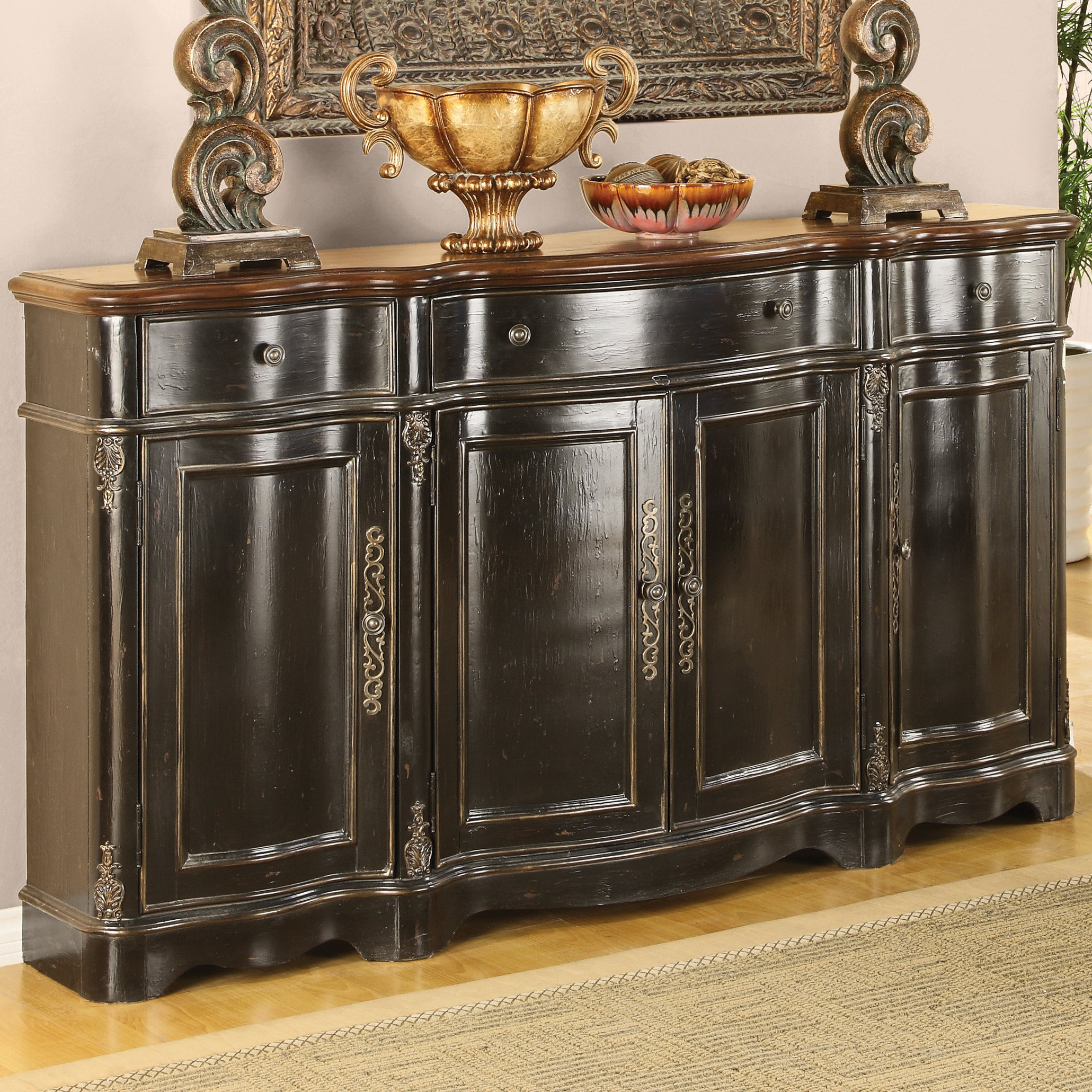 Hewlett Sideboard With Dillen Sideboards (View 15 of 20)