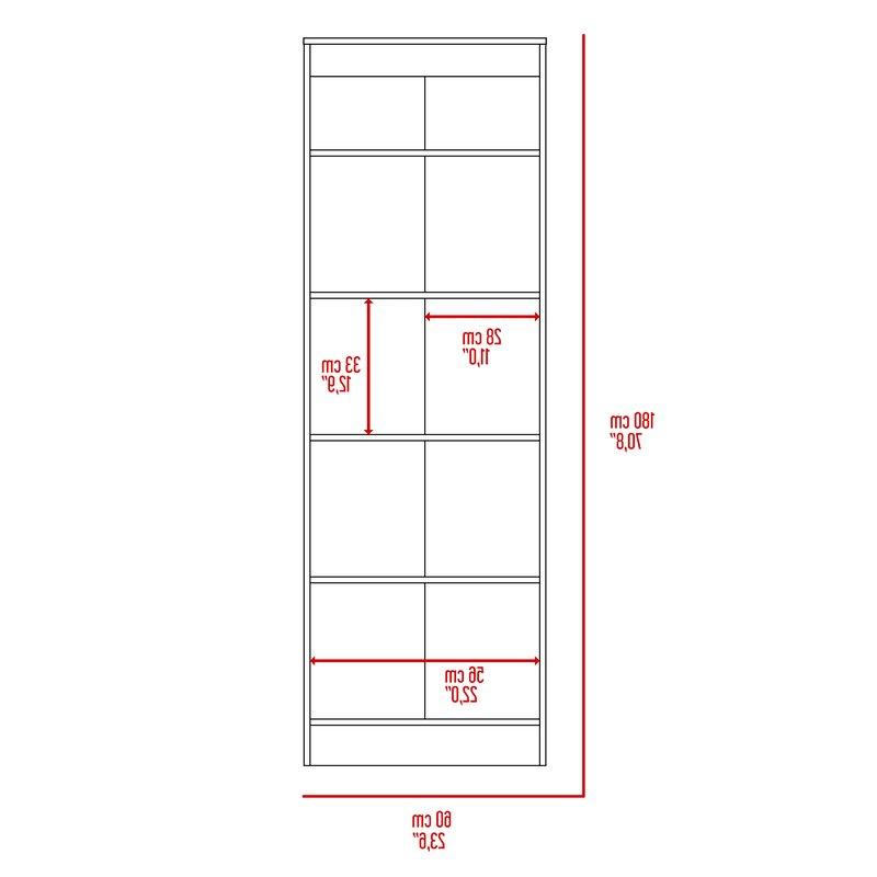 "Highbury Multi Storage 71"" Kitchen Pantry With Recent Highbury Multi Storage Kitchen Pantry (View 7 of 20)"