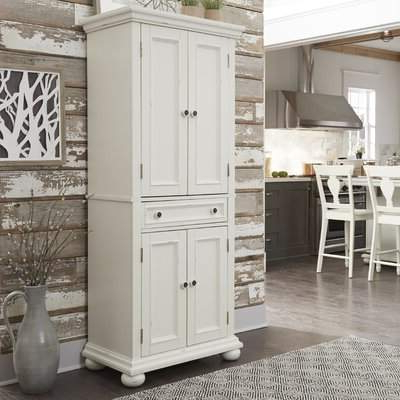 """Highbury Multi Storage Kitchen Pantry For Current Rochford 72"""" Kitchen Pantry (View 15 of 20)"""