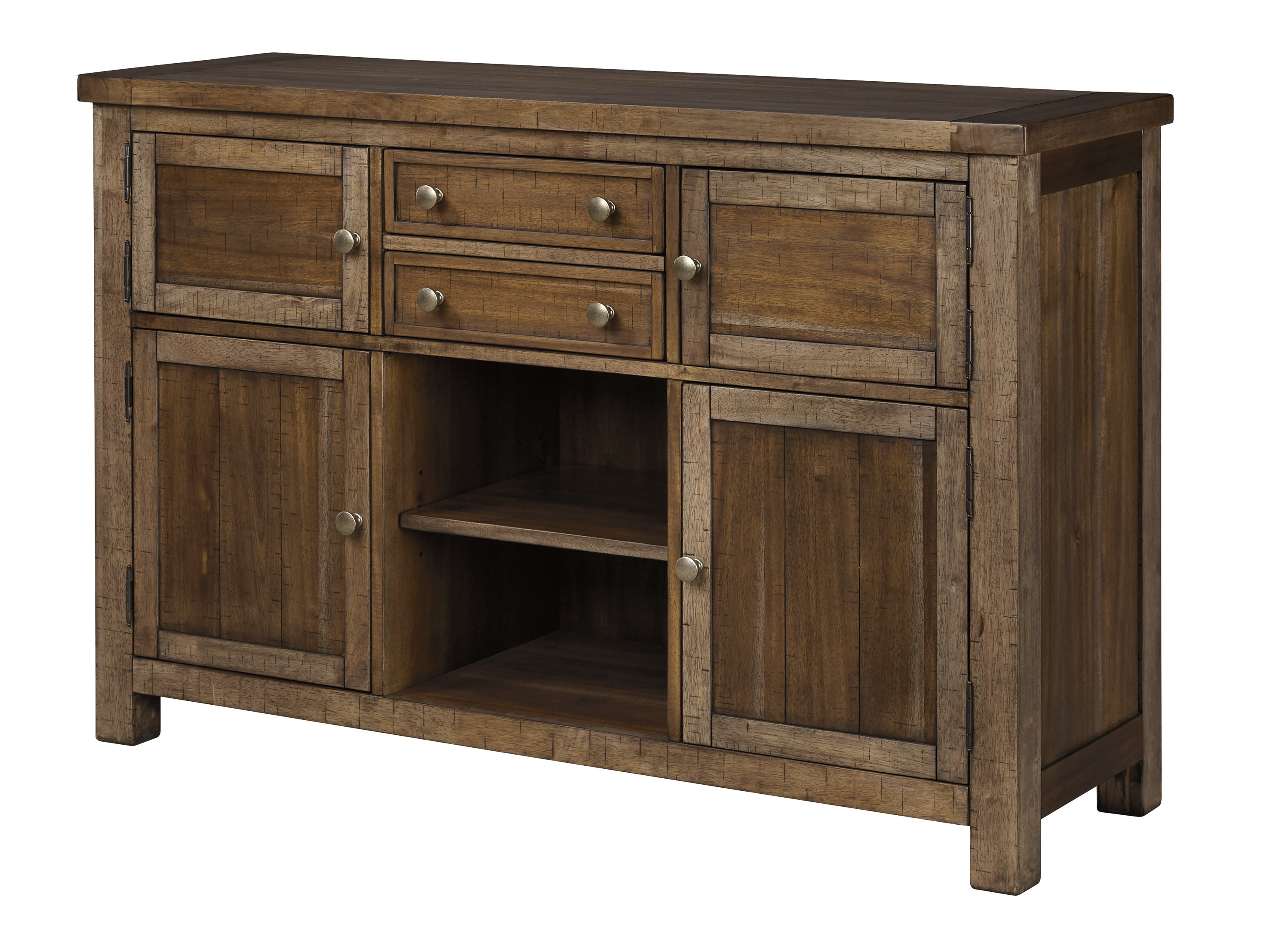 Hillary Dining Room Buffet Table For Whitten Sideboards (View 6 of 20)